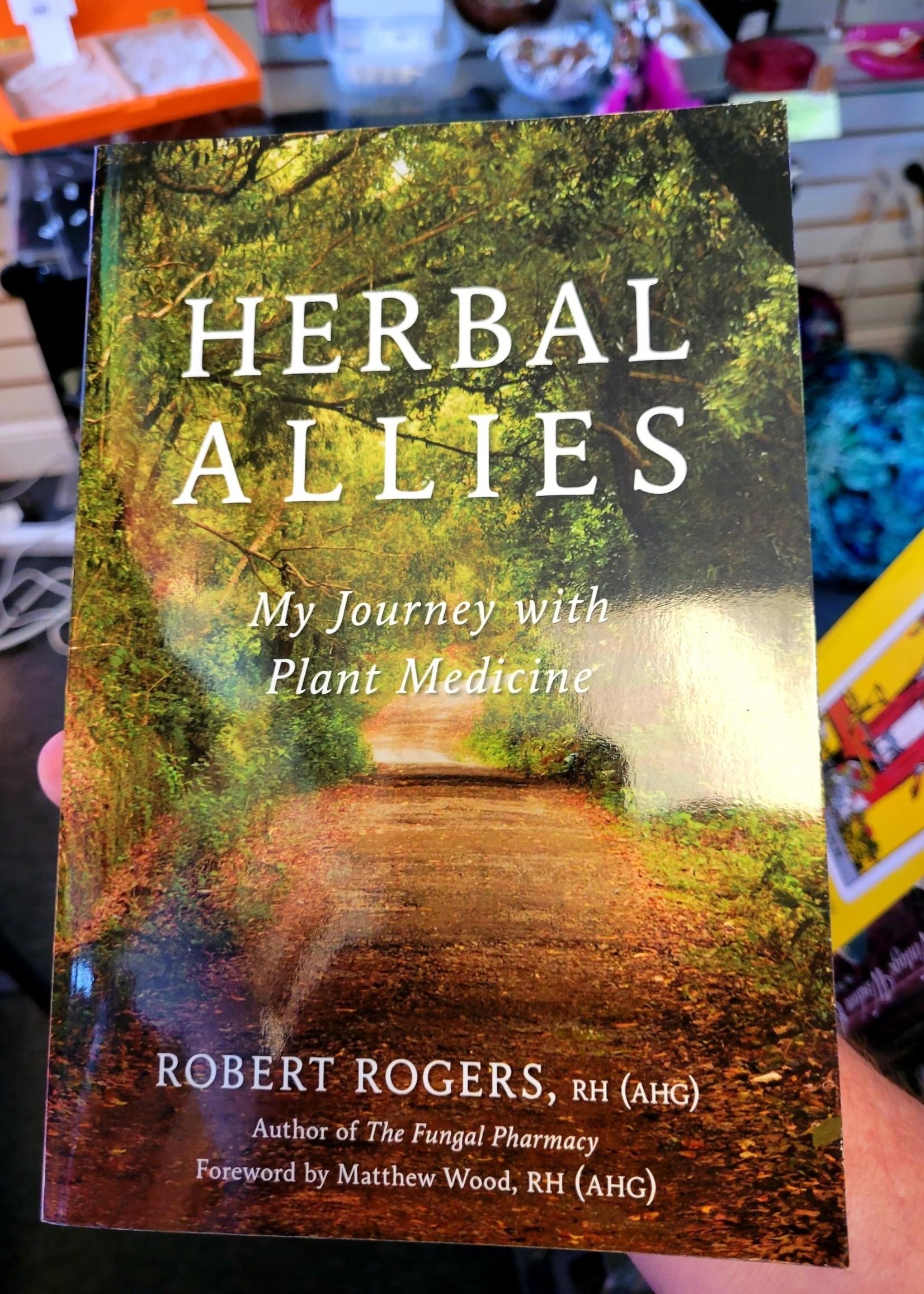 Herbal Allies-ROBERT ROGERS