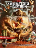 Dungeons & Dragons - Xanathar's Guide to Everything