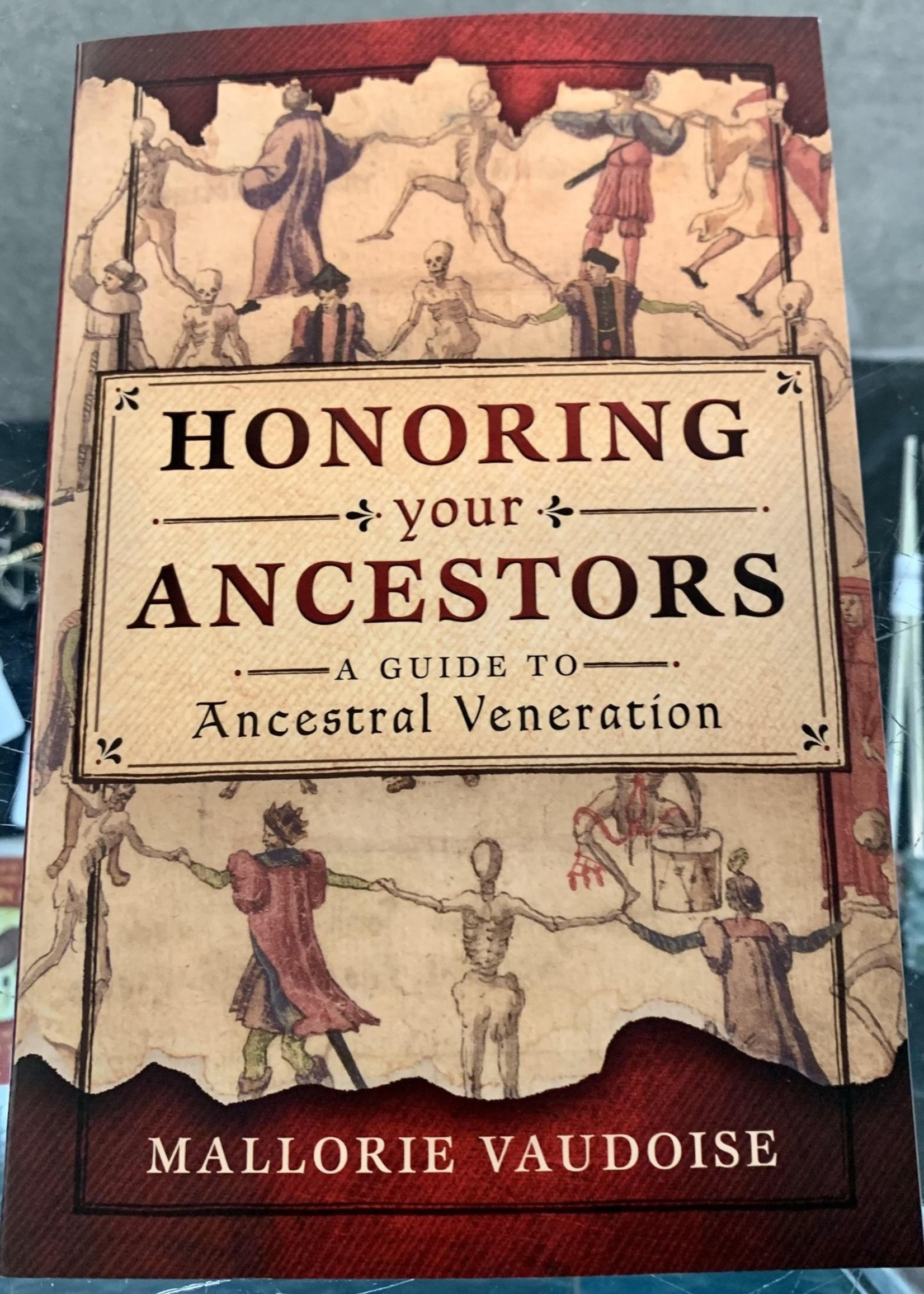 Honoring Your Ancestors - BY MALLORIE VAUDOISE