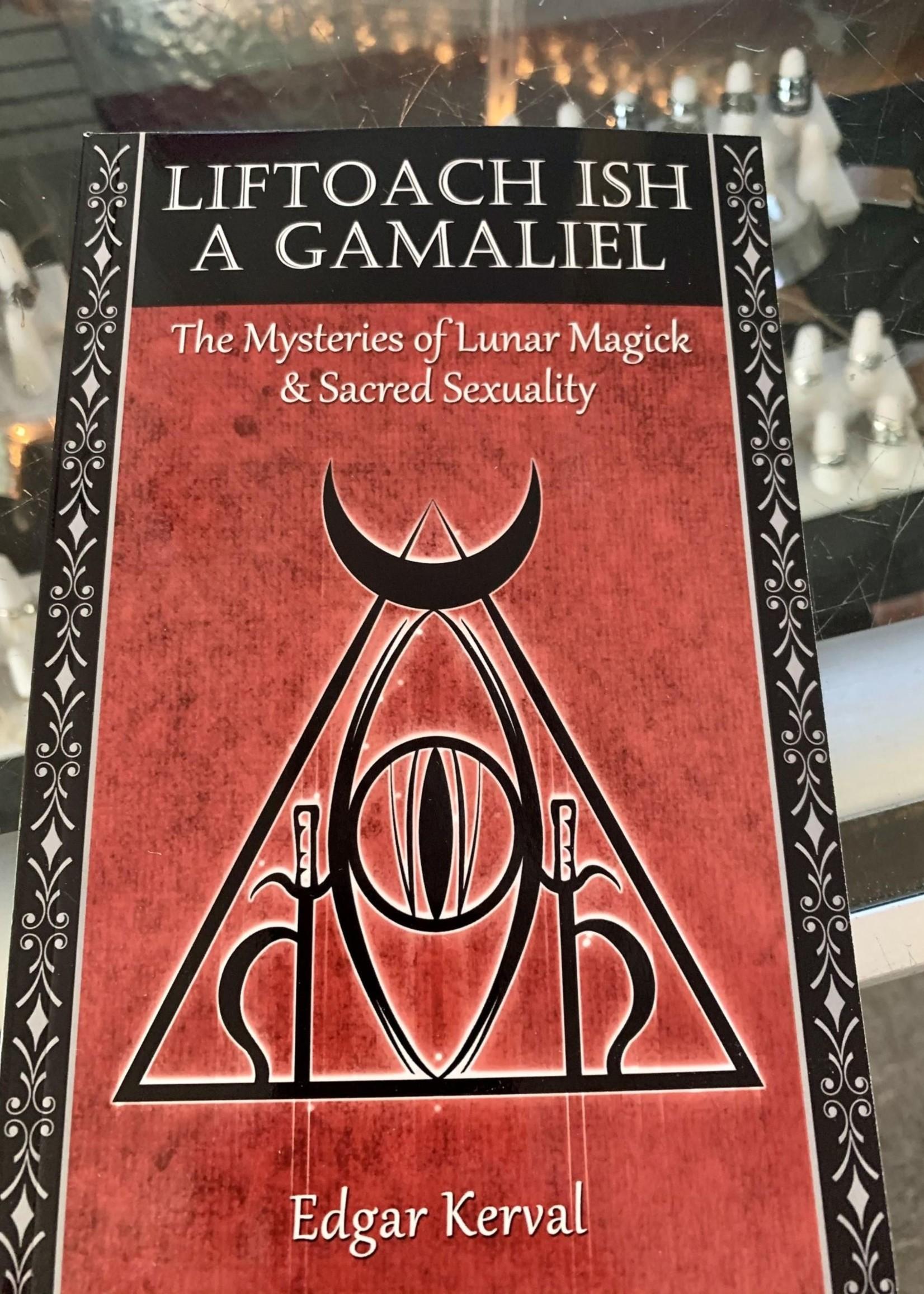 Liftoach Ish A Gamaliel - Edgar Kerval