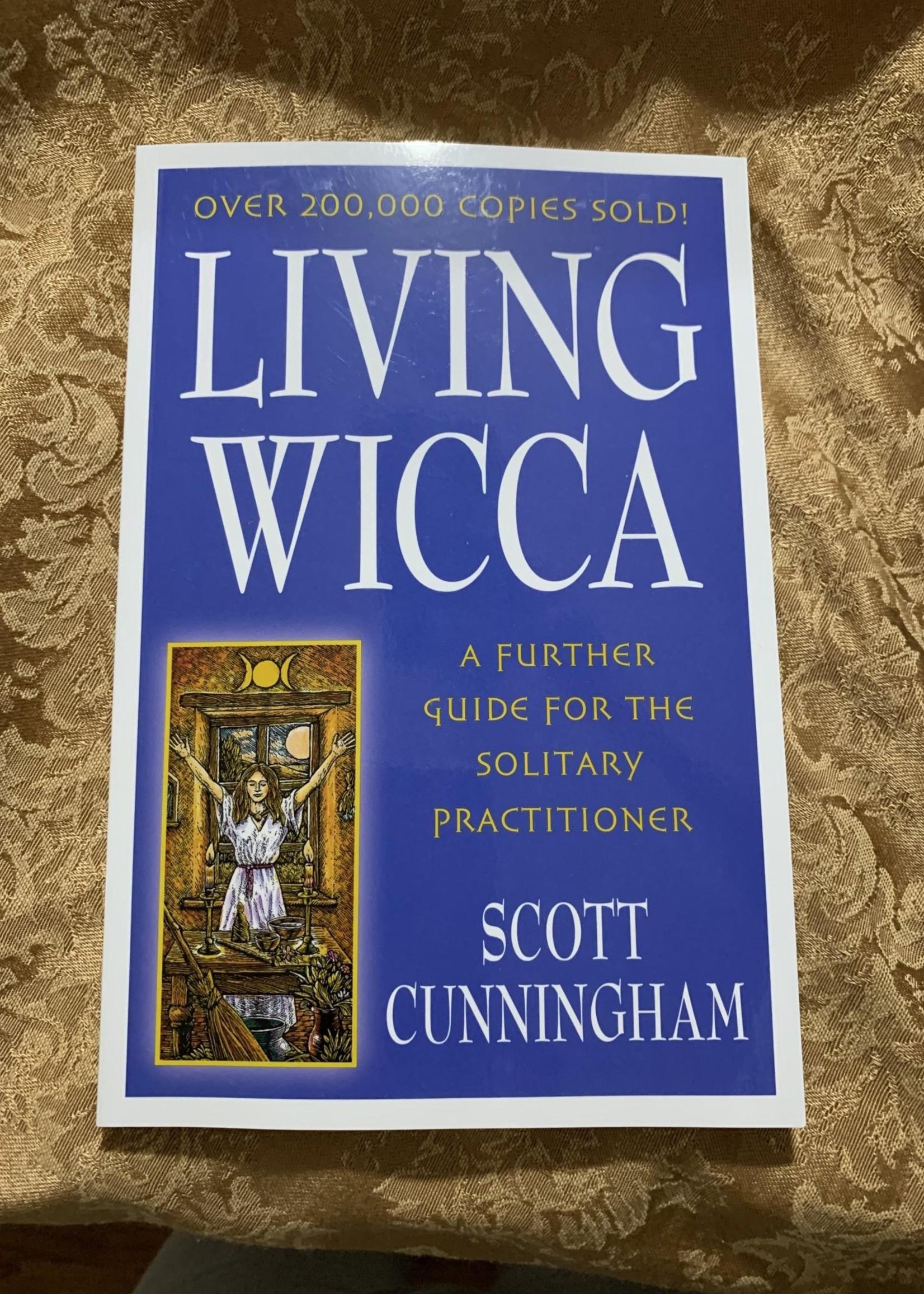 Living Wicca - Scott Cunningham