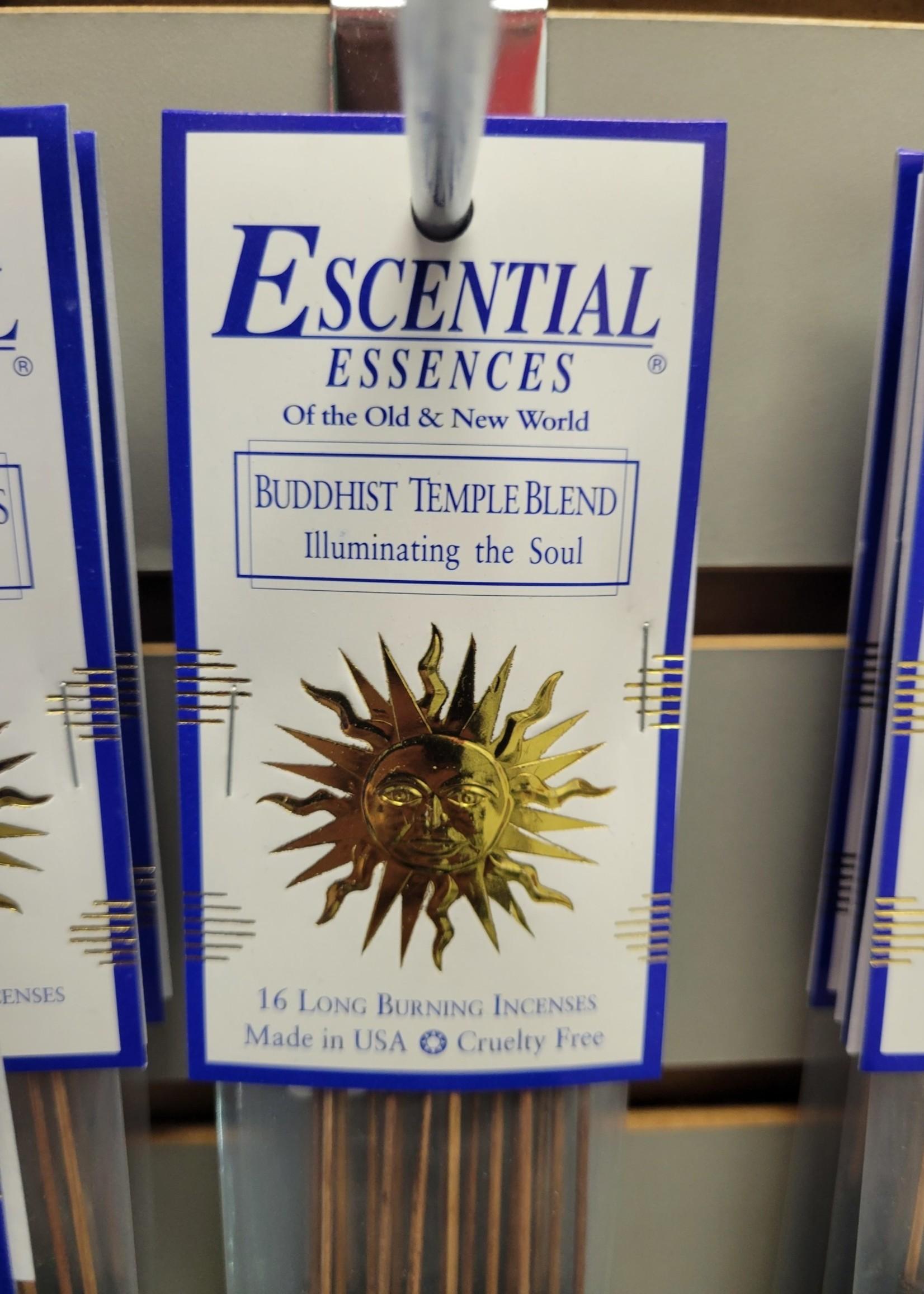 Escential Essence Escential Essences Stick Incense