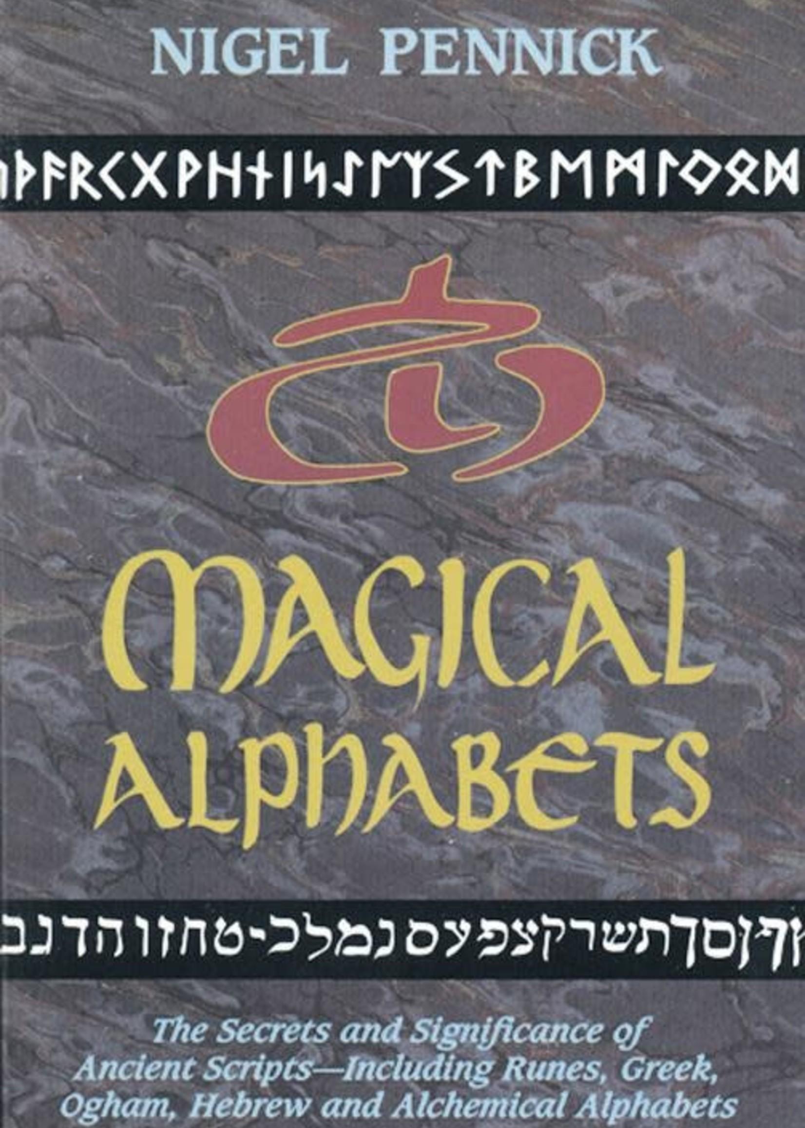 Magical Alphabets (Nigel Pennick)