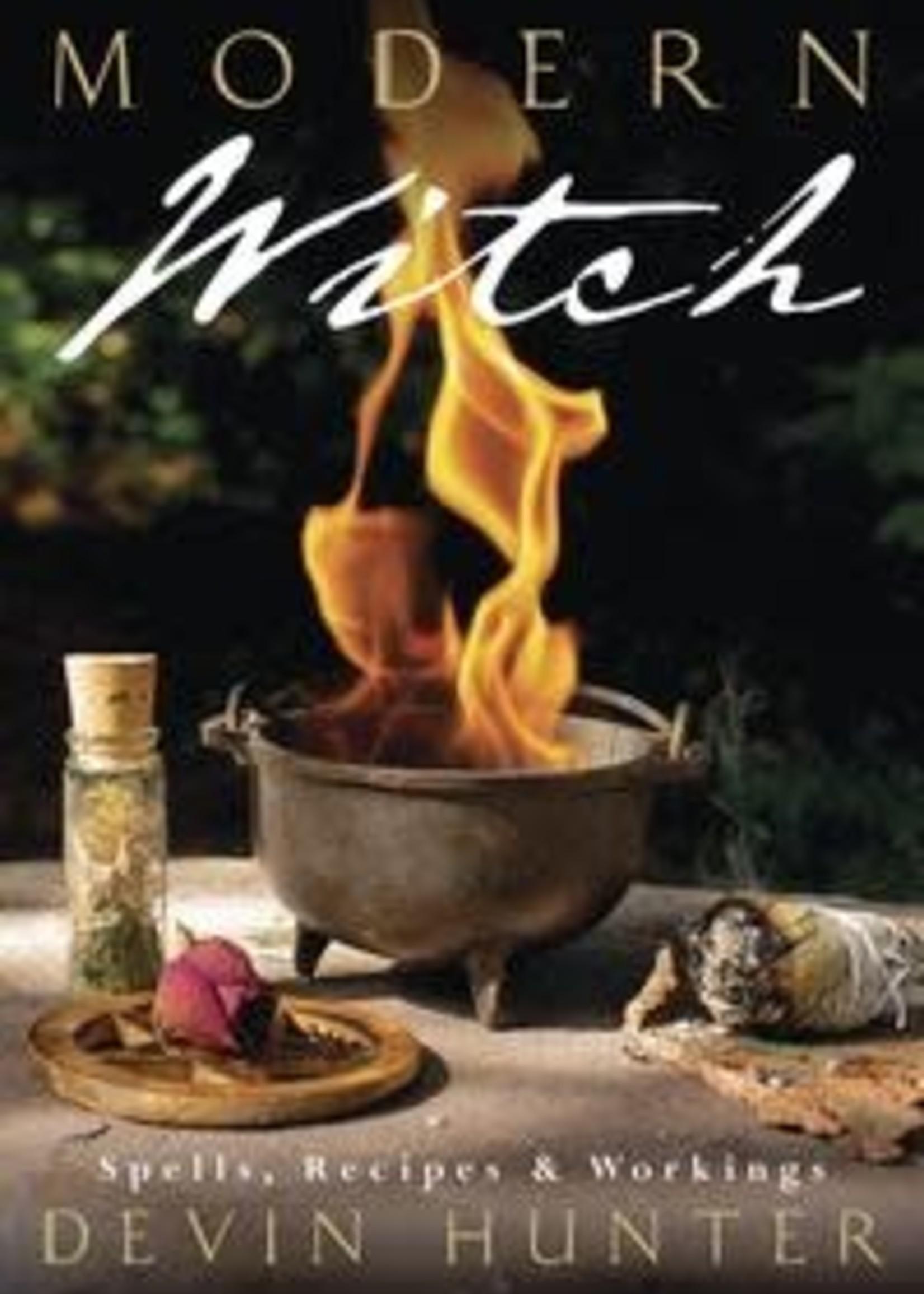 Modern Witch - BY DEVIN HUNTER