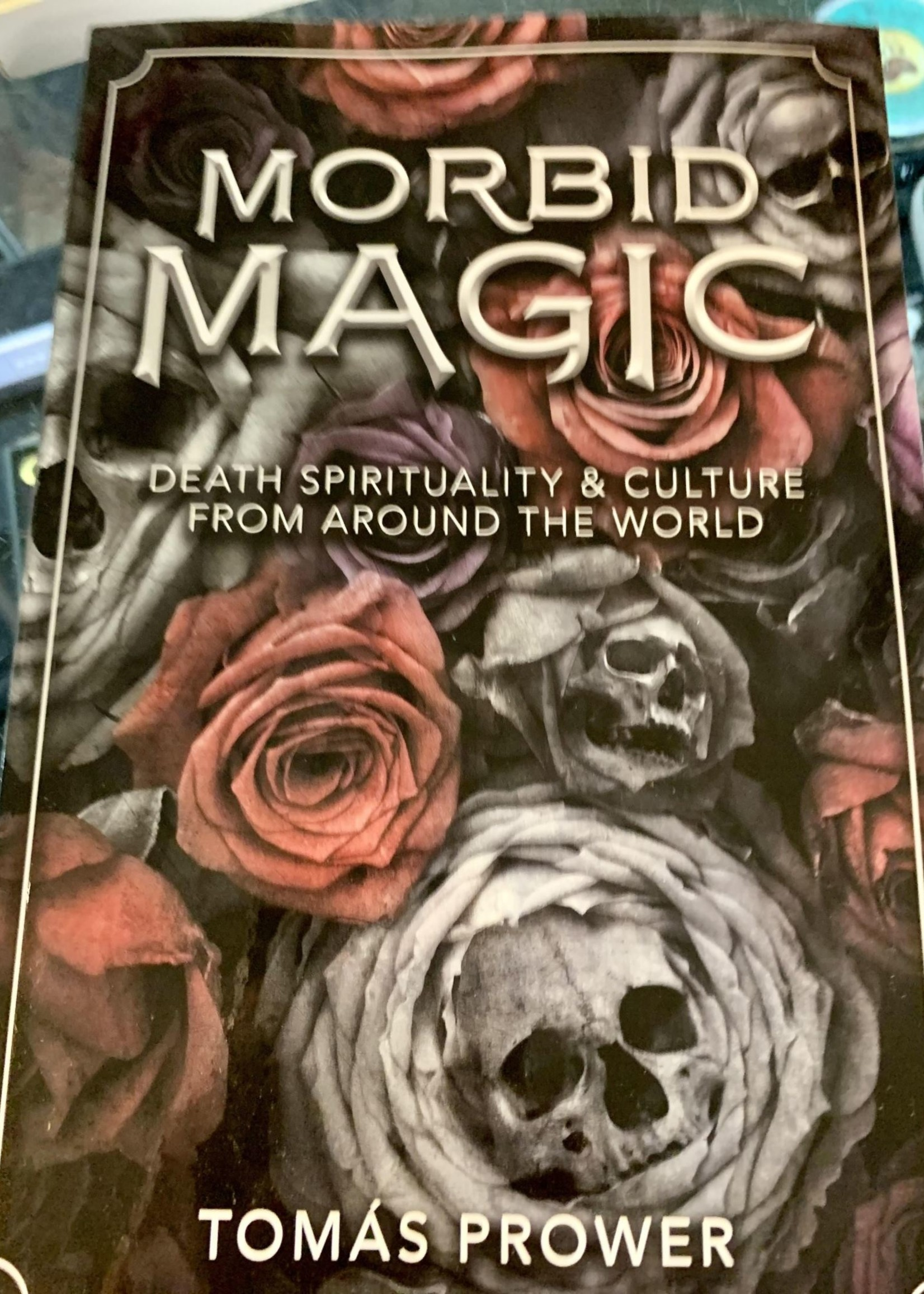 Morbid Magic - BY TOMÁS PROWER