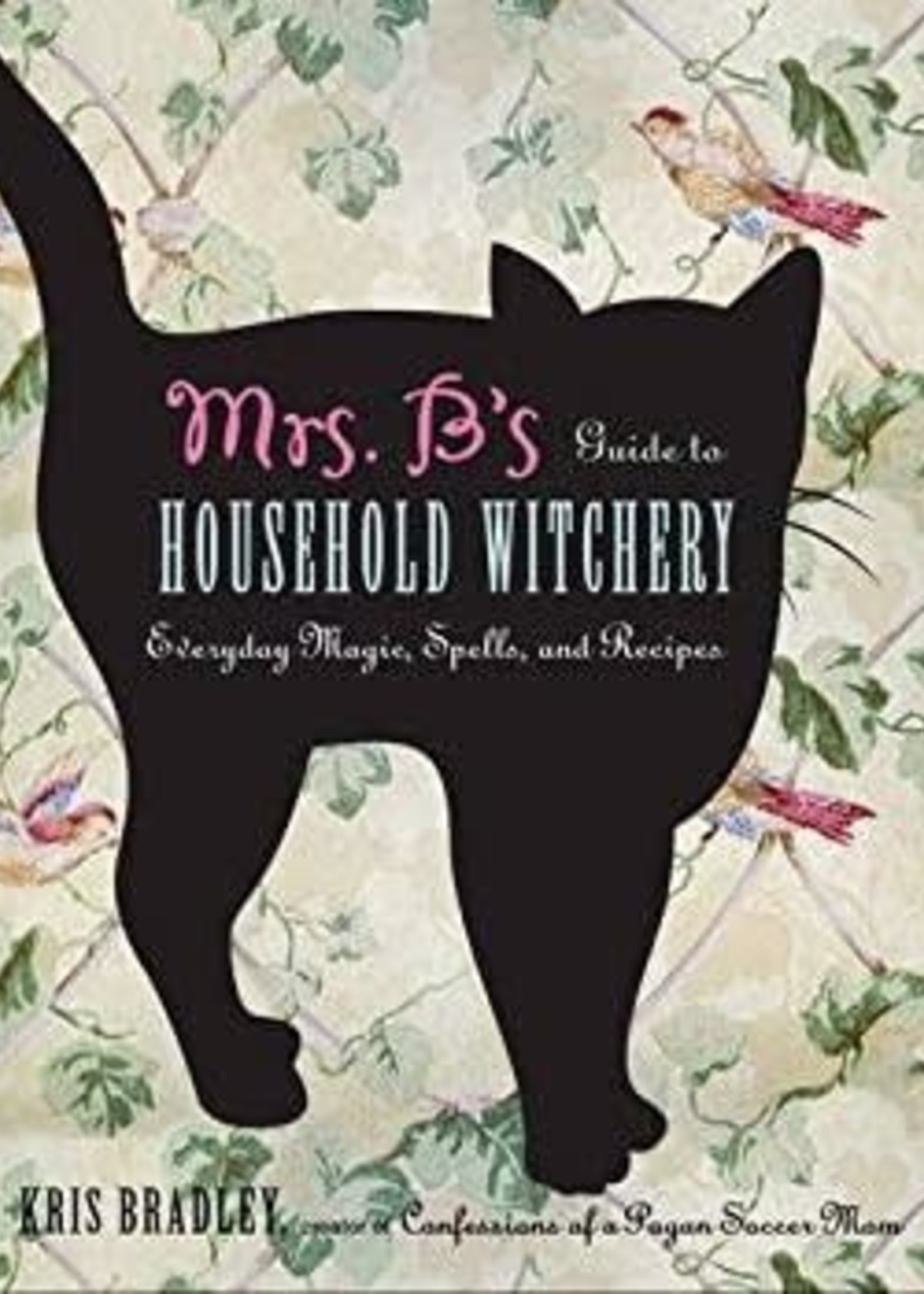 Mrs. B's Guide to Household Witchery : Everyday Magic, Spells, and Recipes-Kris Bradley