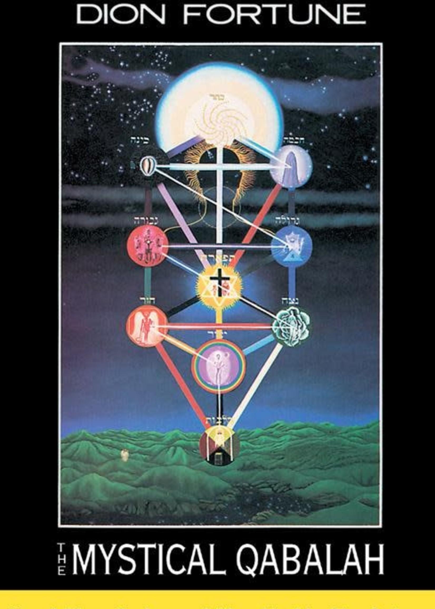 The Mystical Qabalah (Dion Fortune)