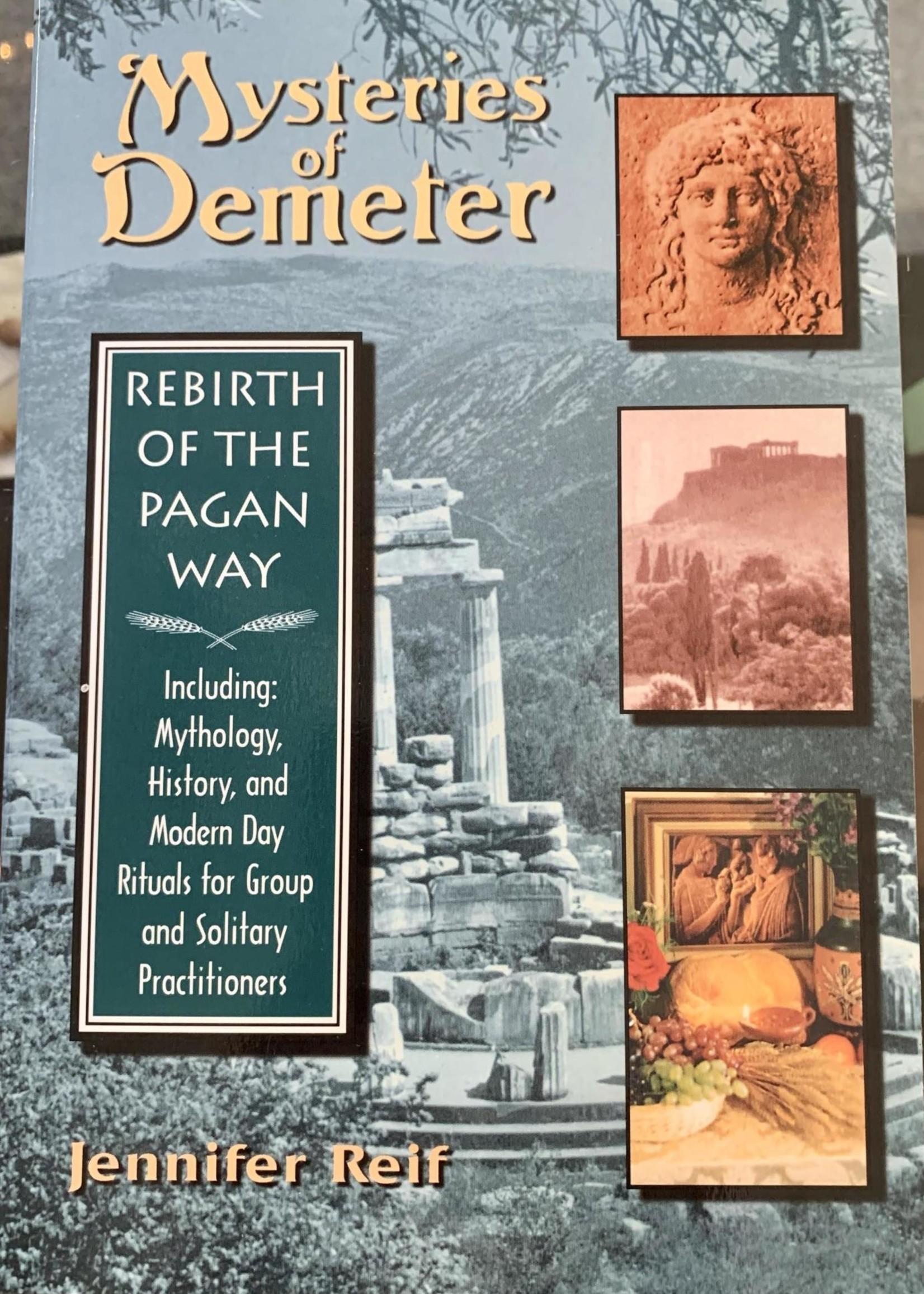 Mysteries of Demeter