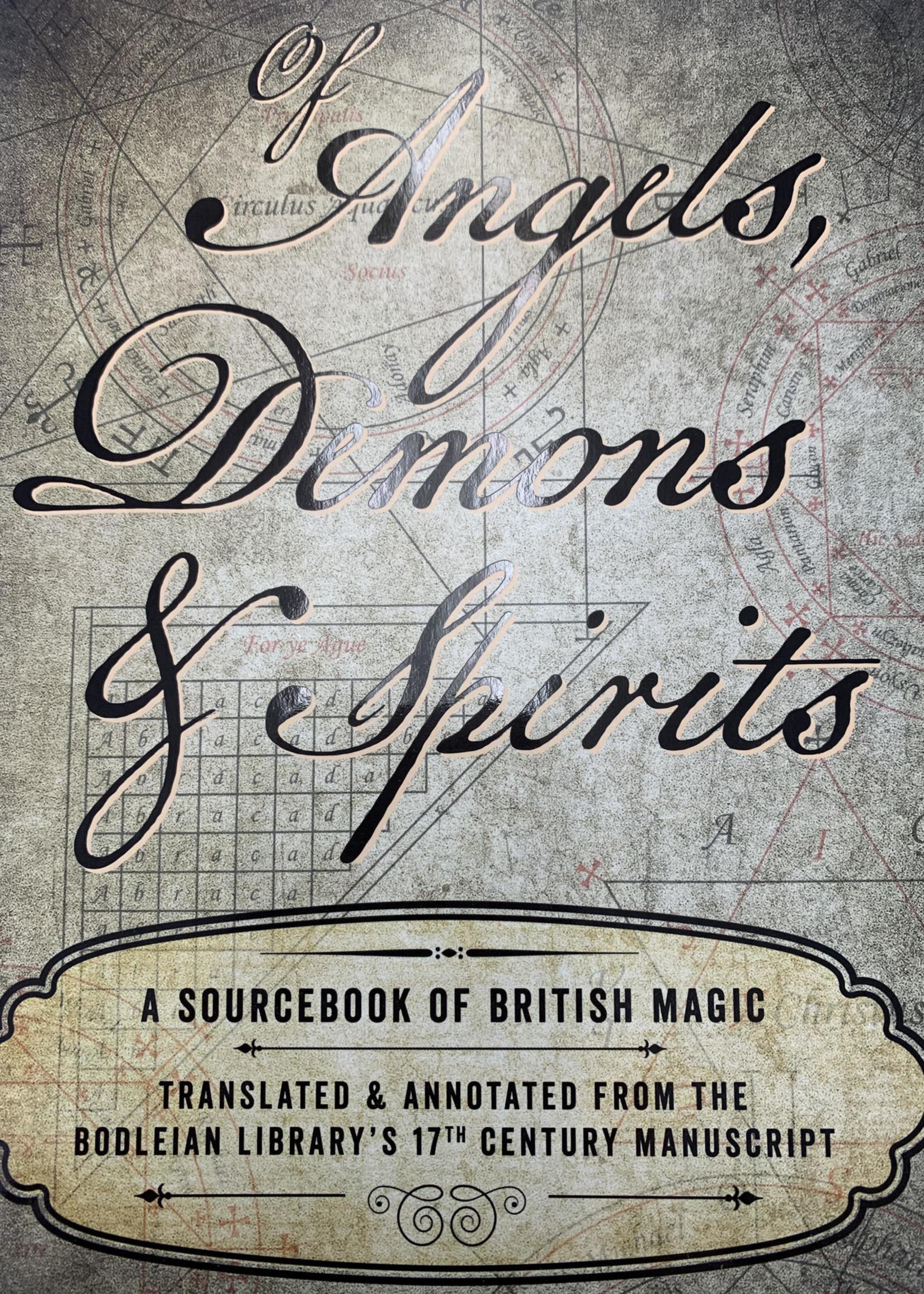 Of Angels, Demons & Spirits -  BY DANIEL HARMS, JAMES R. CLARK