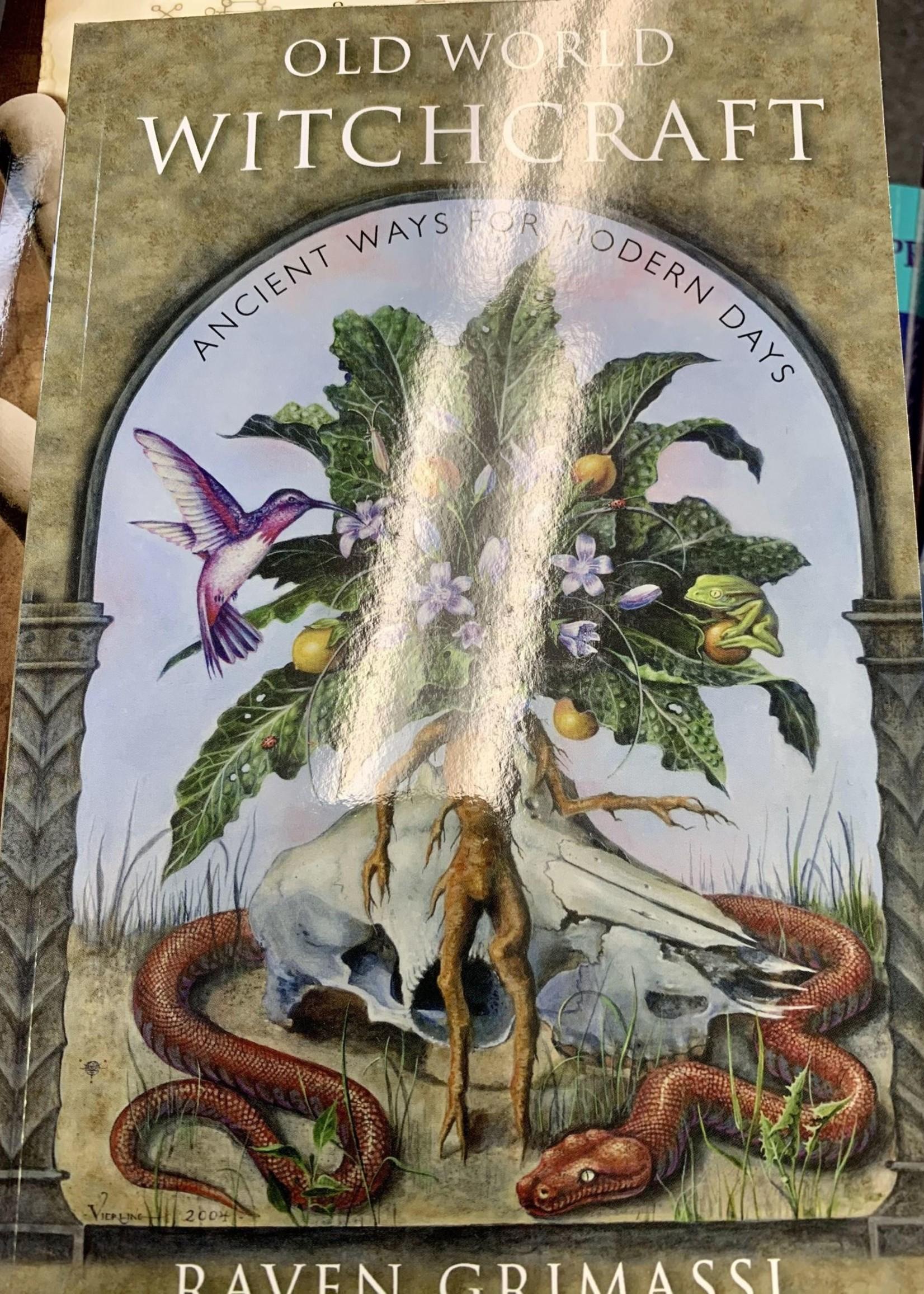 Old World Witchcraft - Raven Grimassi