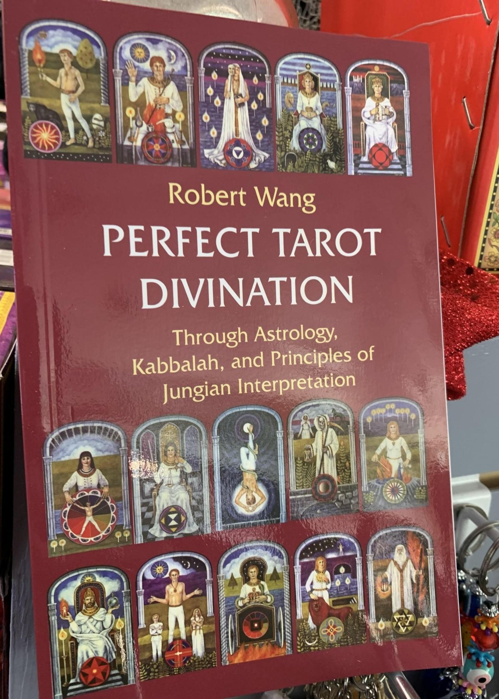 Perfect Tarot Divination - Robert Wang