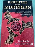 Priestess of The Morrigan - BY STEPHANIE WOODFIELD