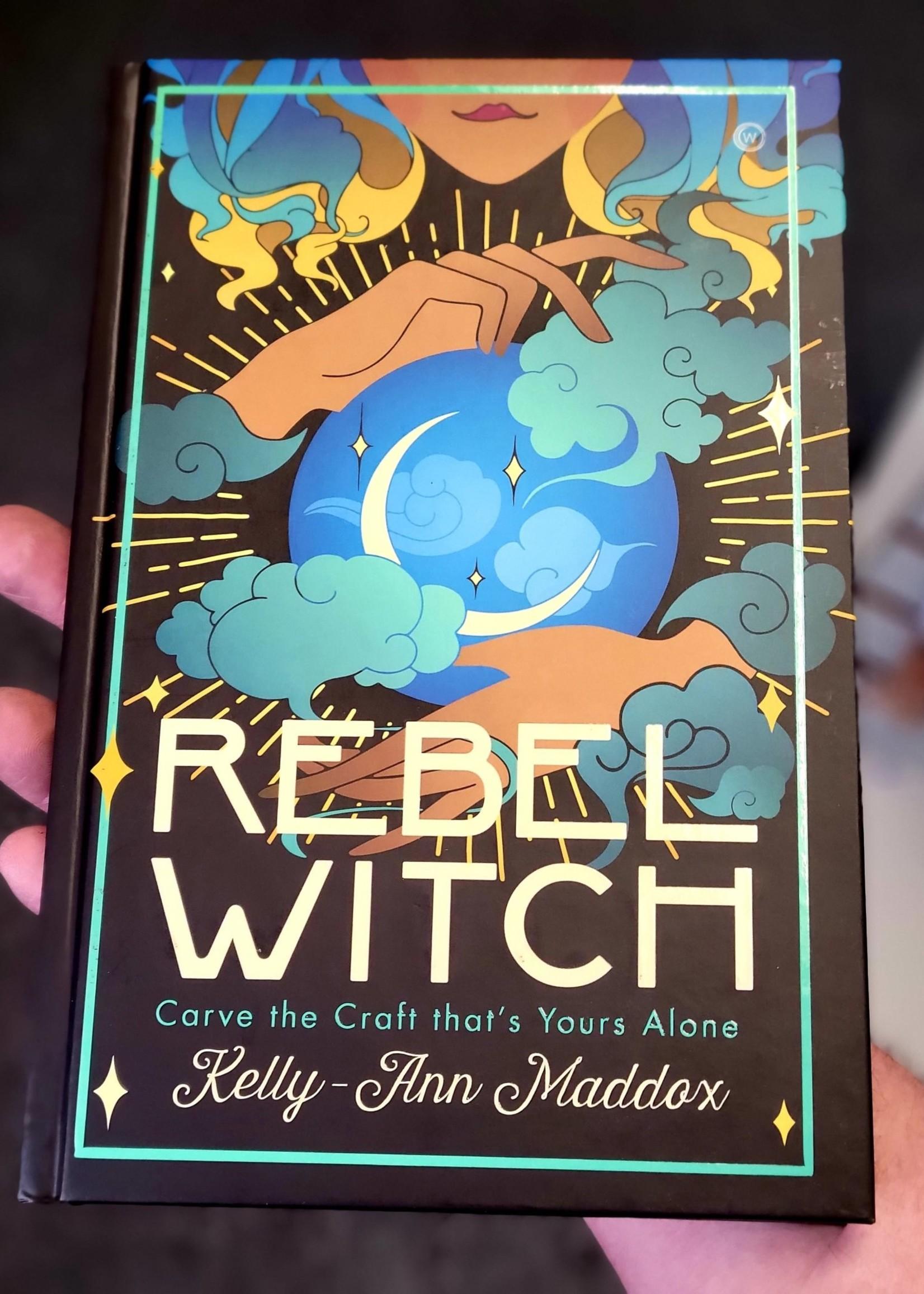 Rebel Witch-KELLY-ANN MADDOX