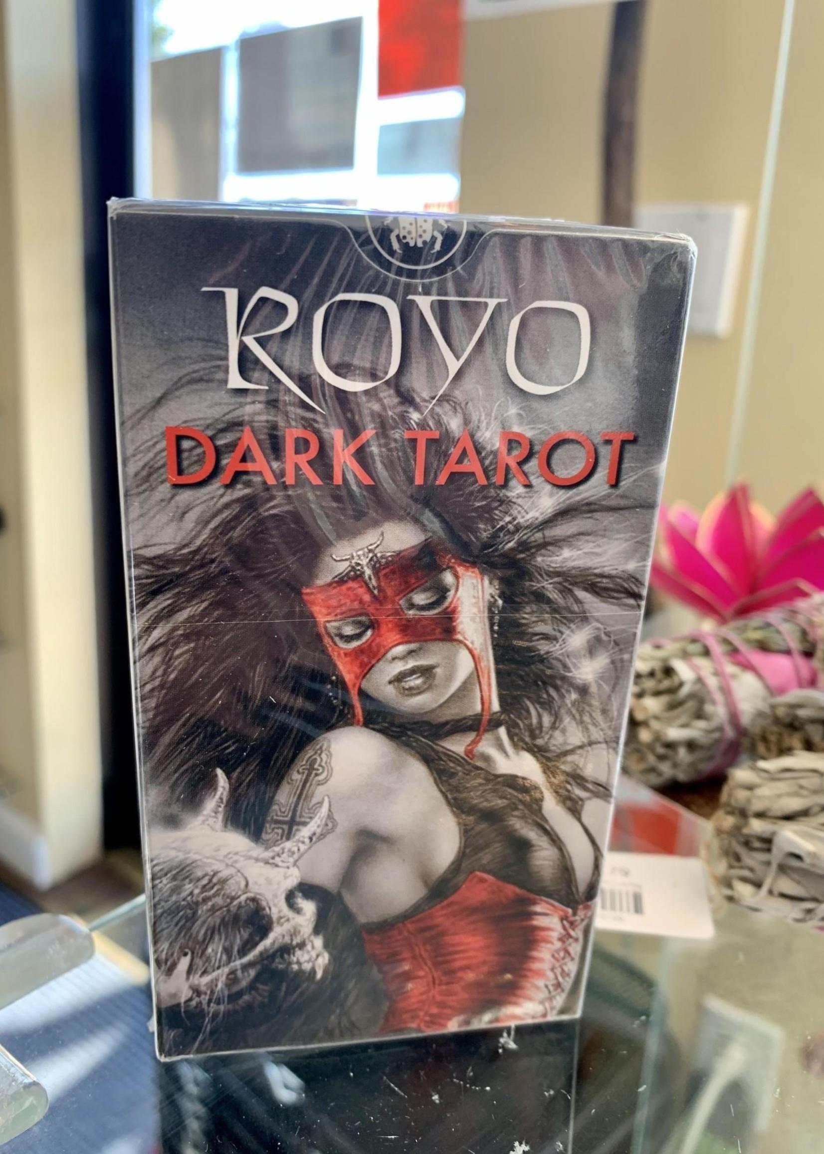 Royo Dark Tarot Deck