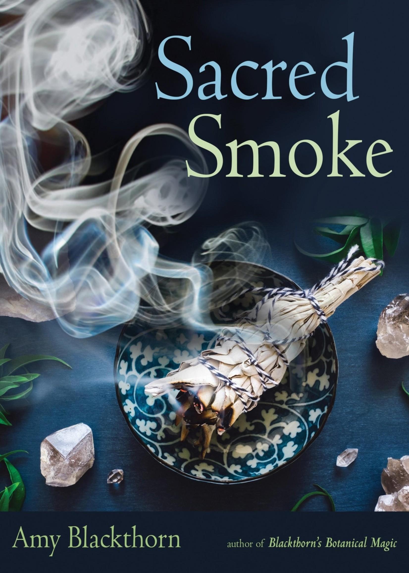 Sacred Smoke (Amy Blackthorn)