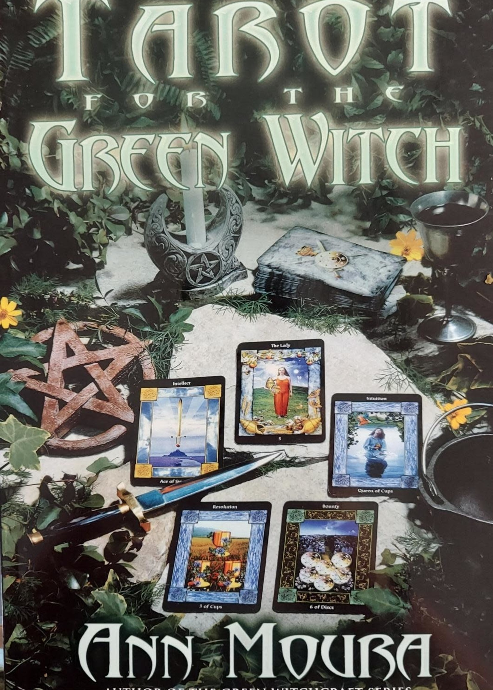 Tarot for the Green Witch -  BY ANN MOURA
