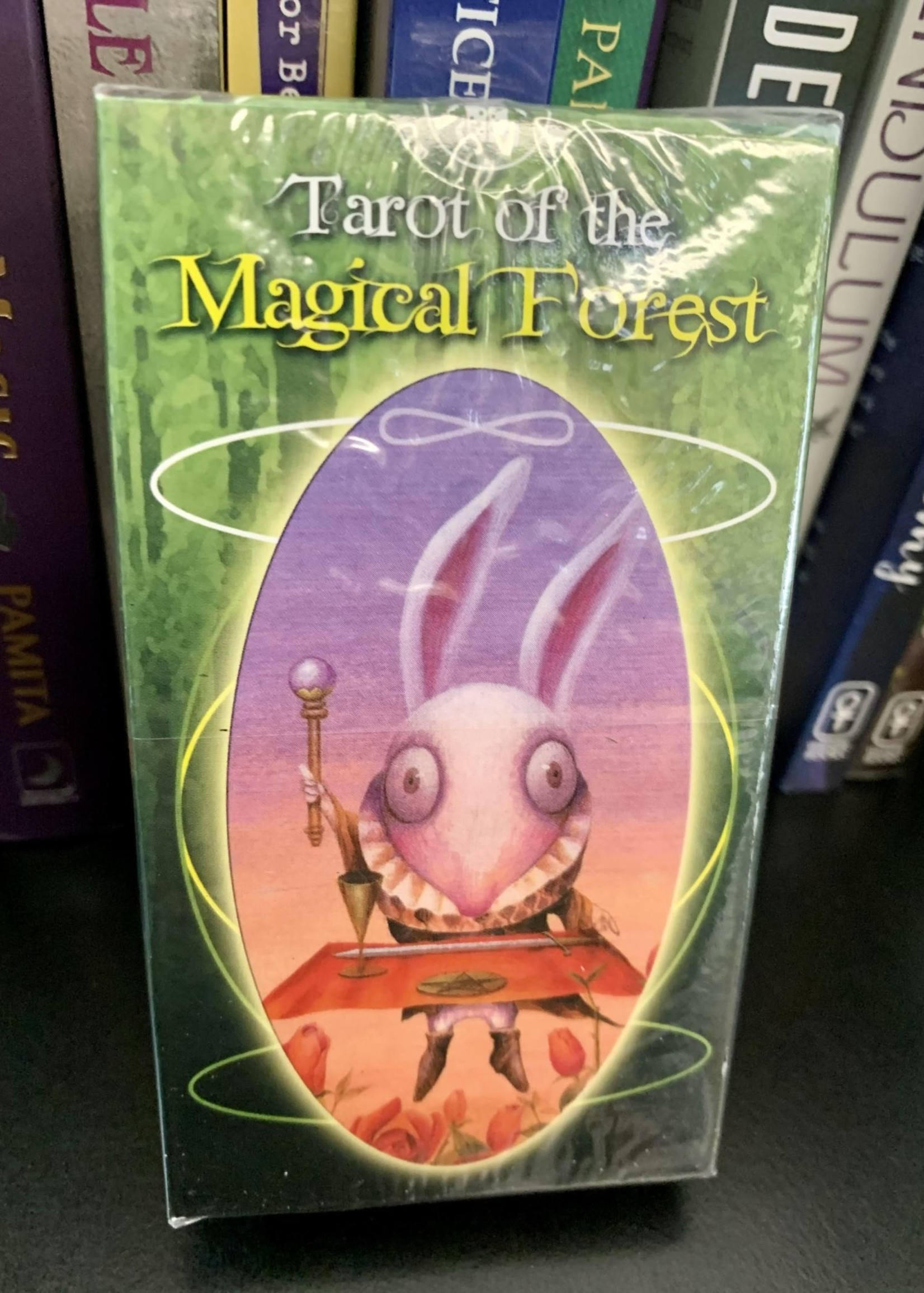 Tarot of the Magical Forest - BY LO SCARABEO