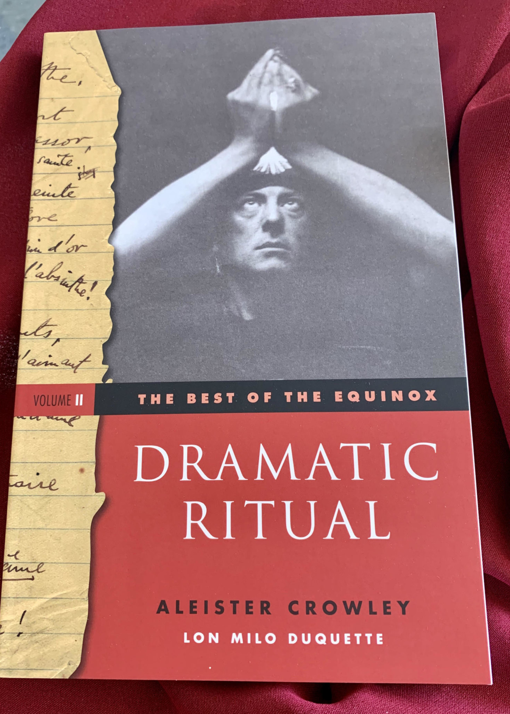 The Best of the Equinox, Dramatic Ritual Volume II