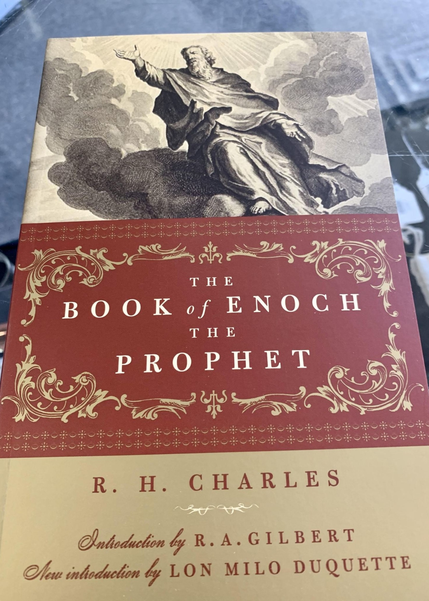 The Book of Enoch the Prophet - R.H. Charles