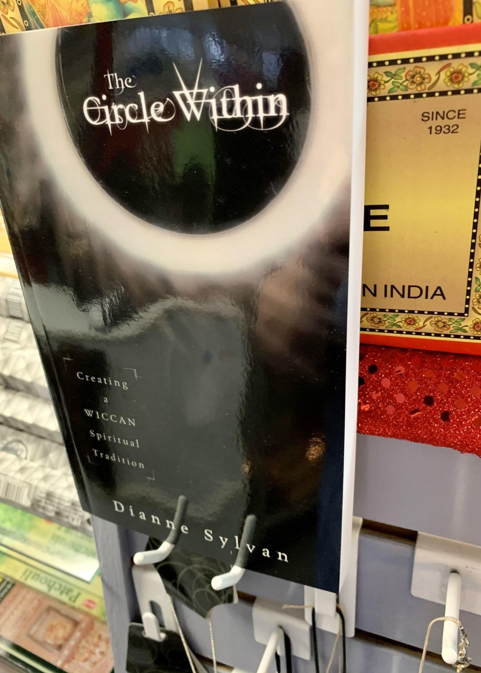 The Circle Within - BY DIANNE SYLVAN