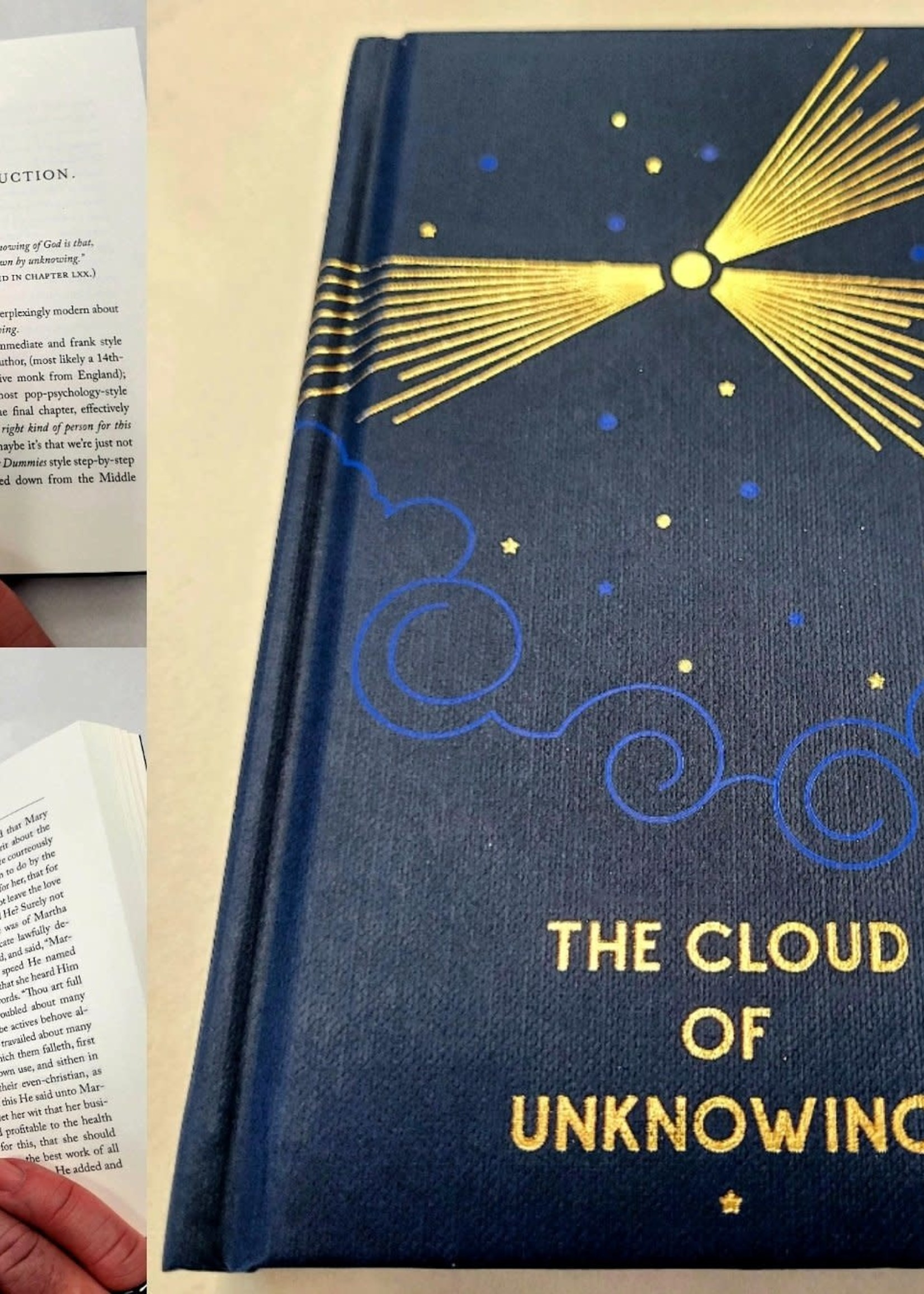 The Cloud of Unknowing Prefaced by Denis Poisson   Second edition
