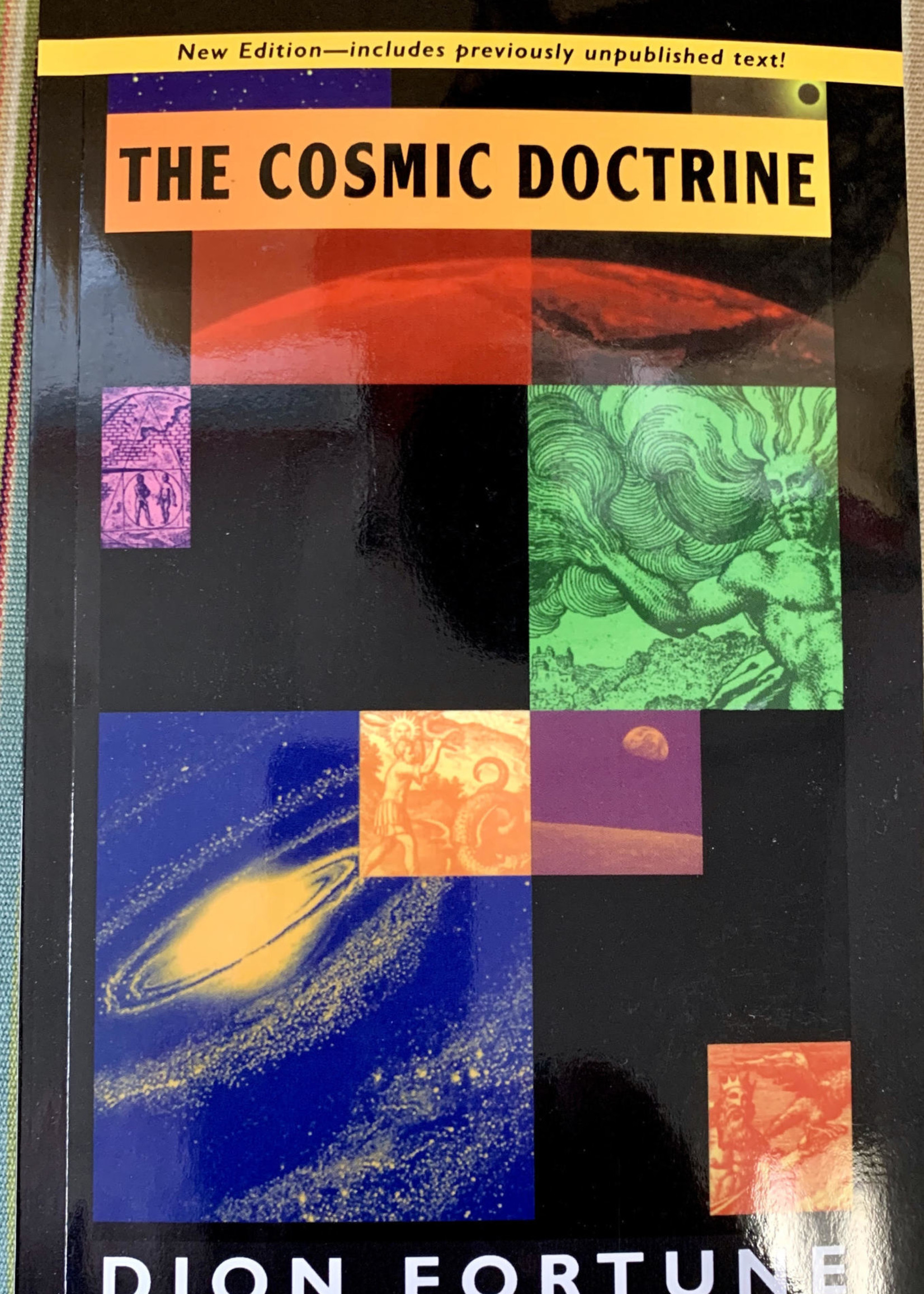 The Cosmic Doctrine -  Dion Fortune