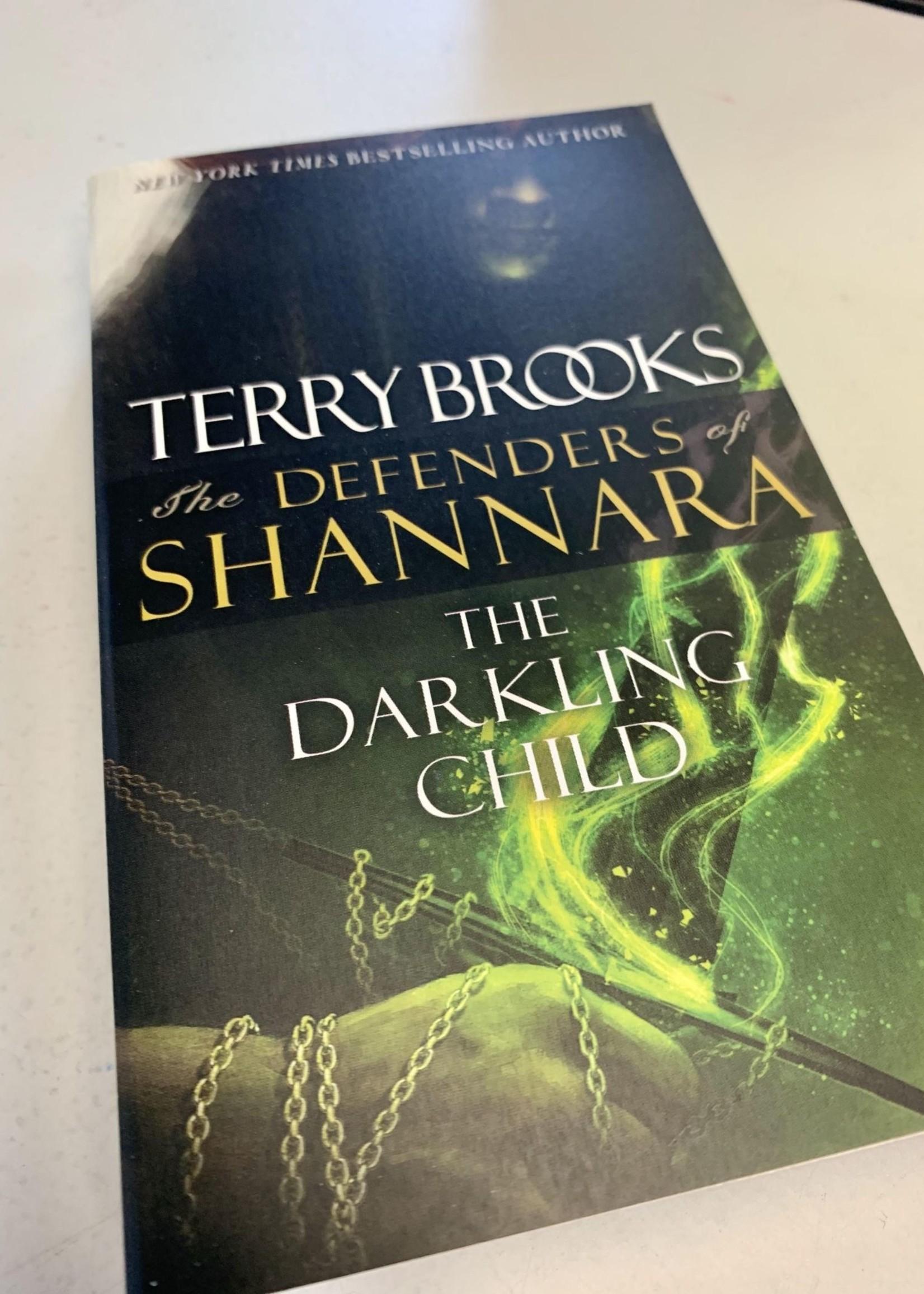 The Darkling Child - Terry Brooks