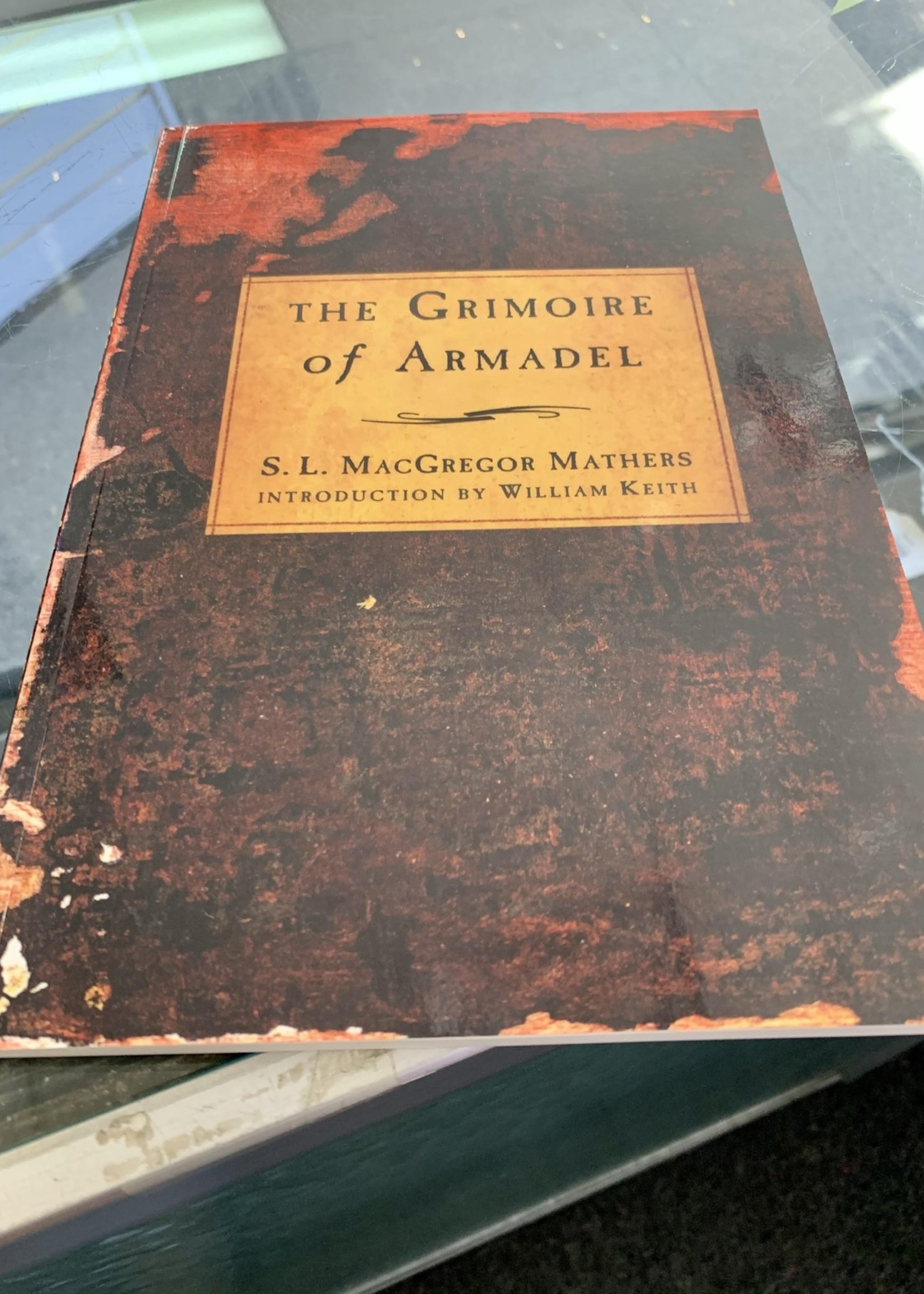 The Grimoire of Armadel