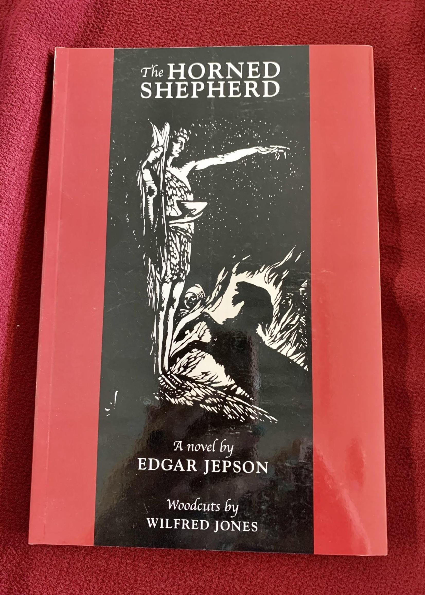 The Horned Shepherd -  Edgar Jepson, Illustrations by Wilfred Jones