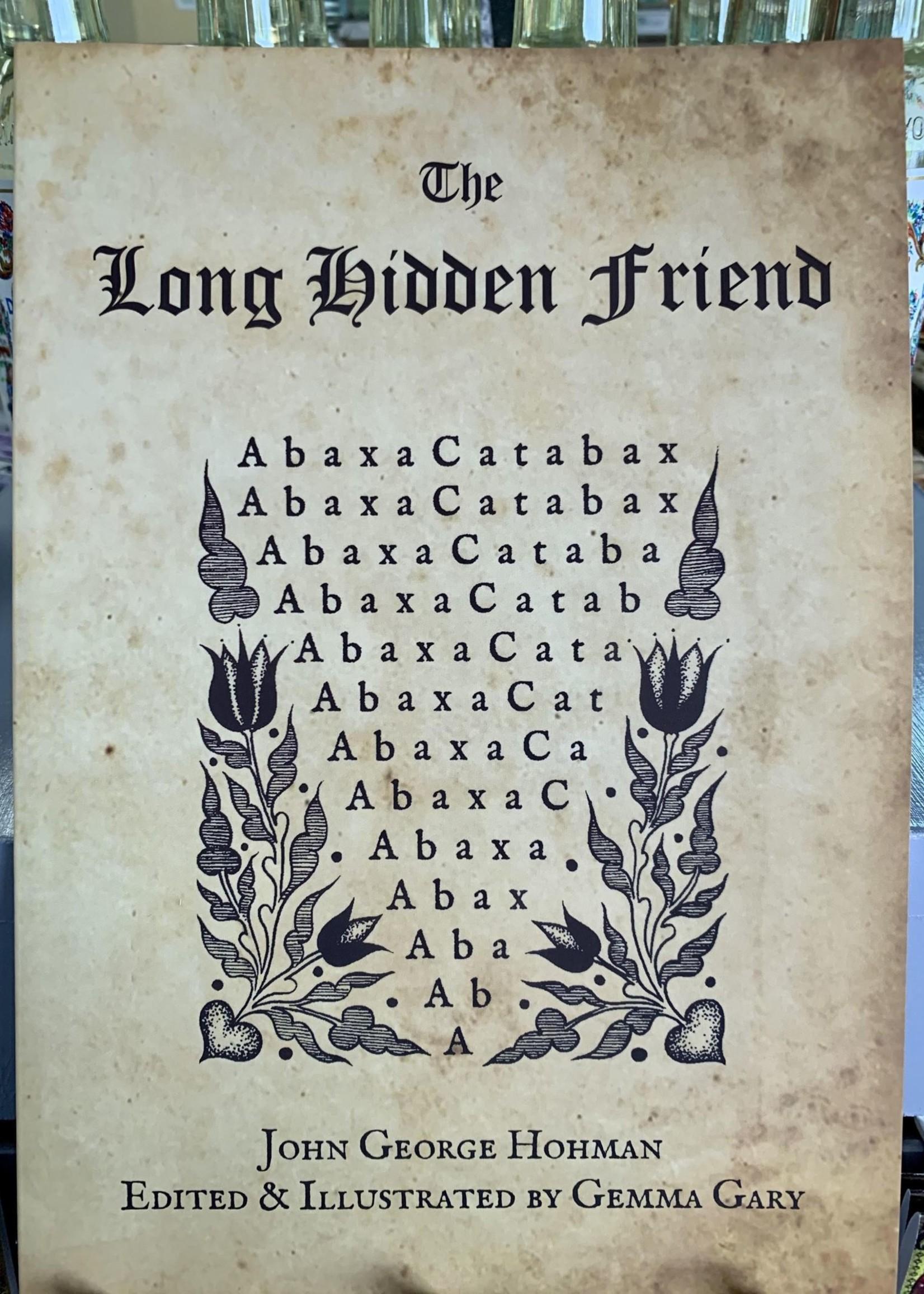 The Long Hidden Friend - John George Hohman