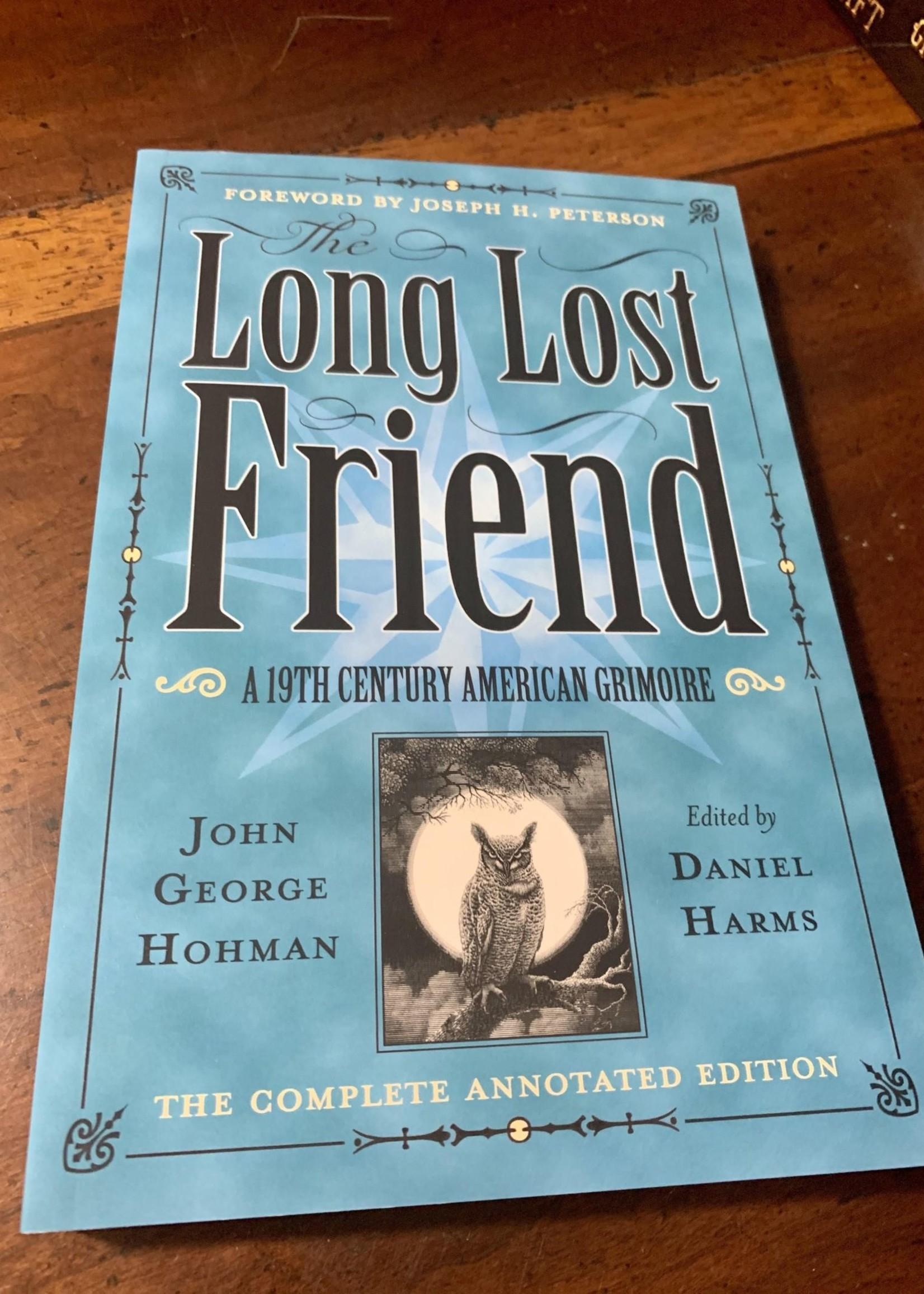 The Long Lost Friend - John George Hohman