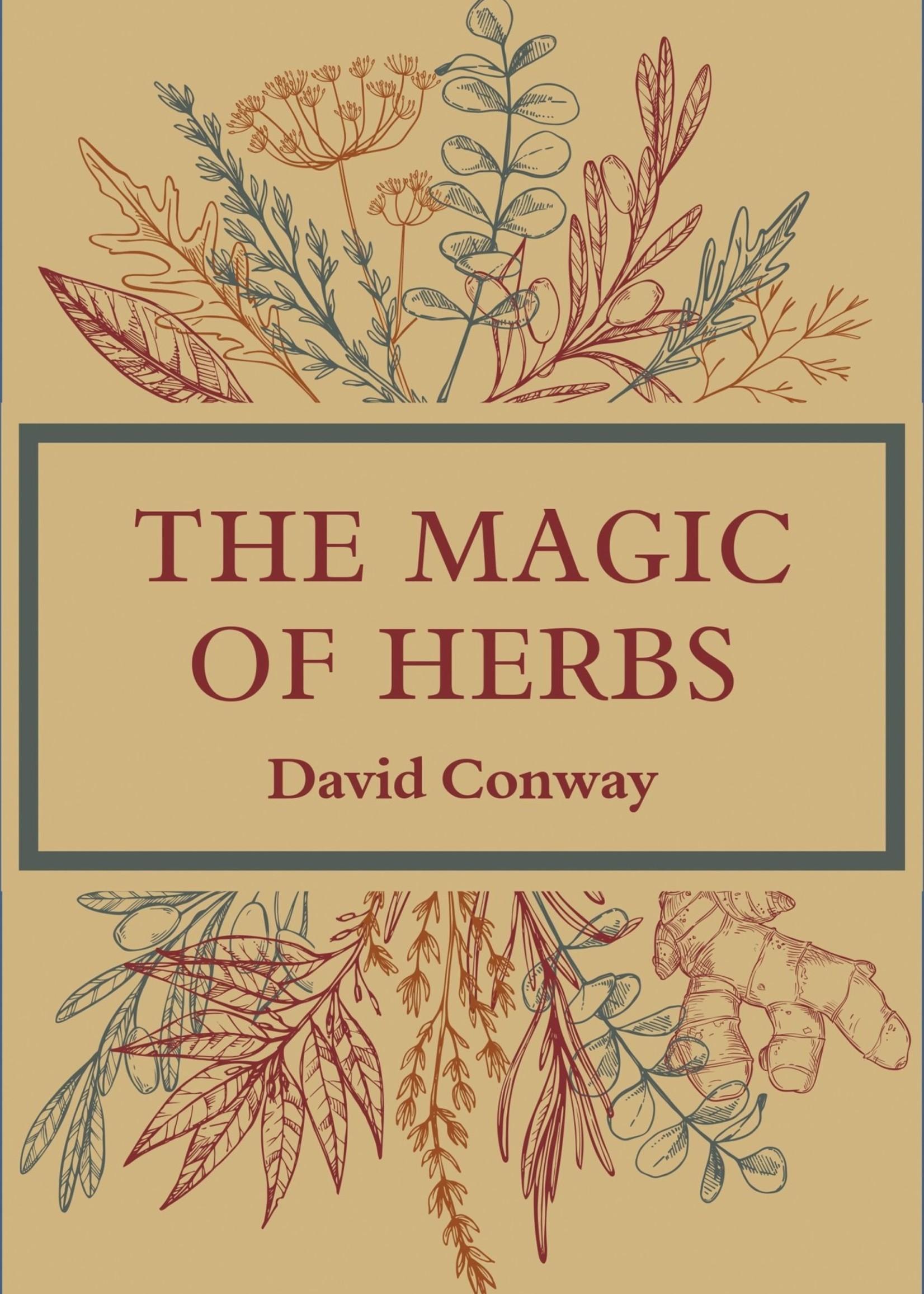 The Magic of Herbs (David Conway)