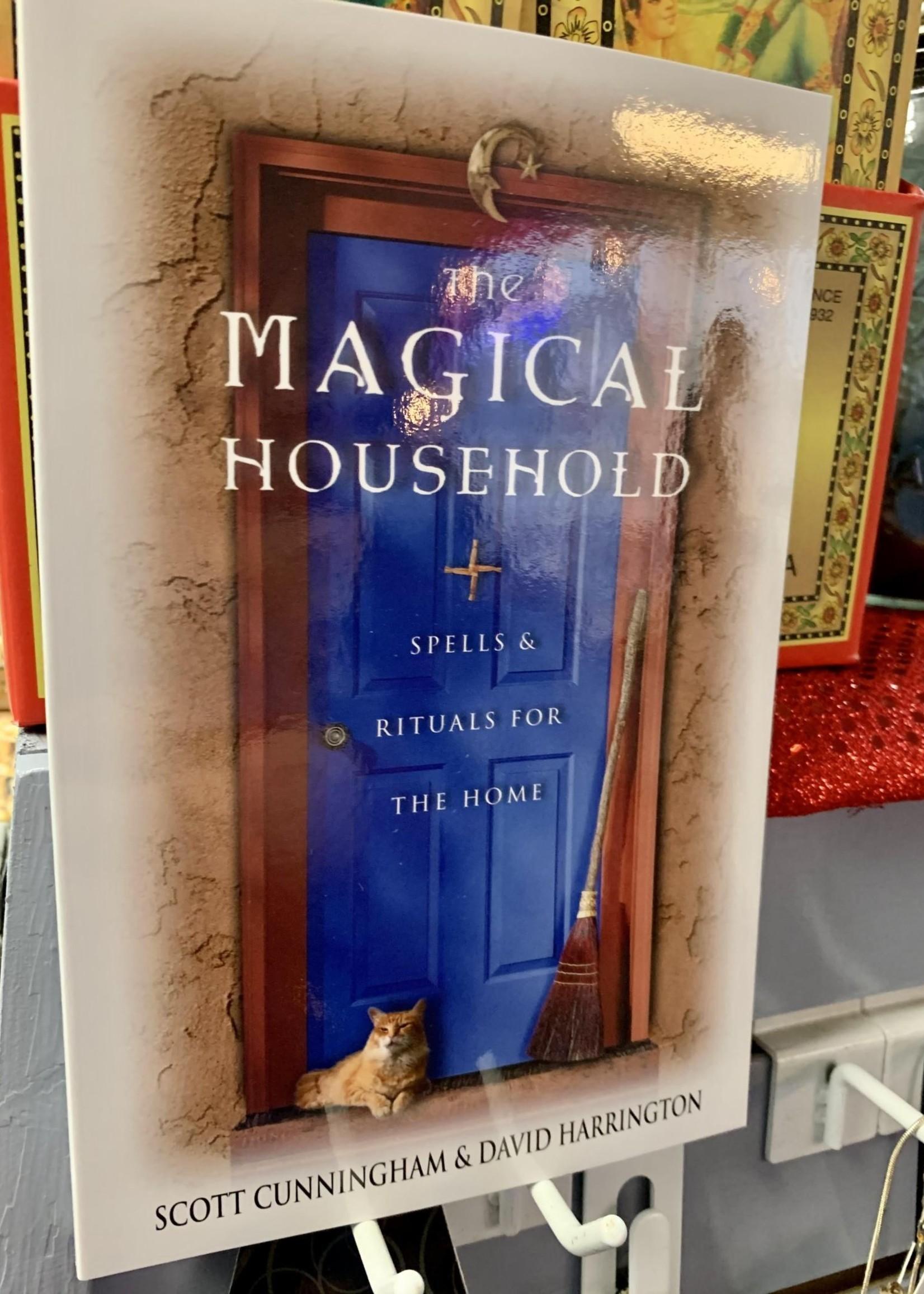 The Magical Household - BY SCOTT CUNNINGHAM, DAVID HARRINGTON