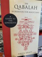 The Qabalah Workbook for Magicians - Anita Kraft