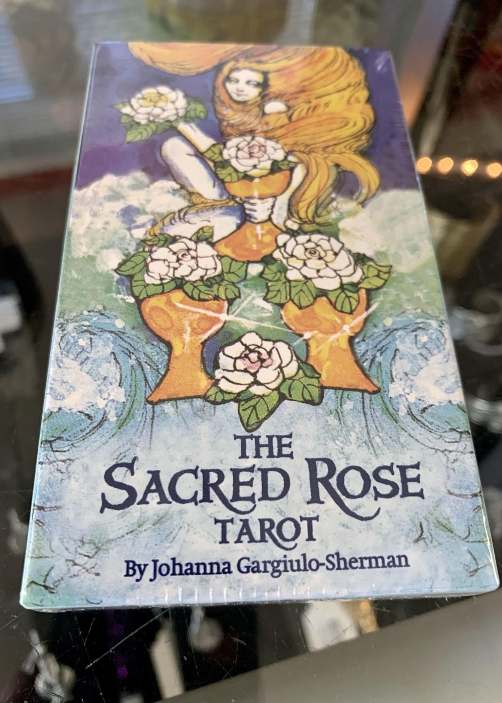 The Sacred Rose Tarot