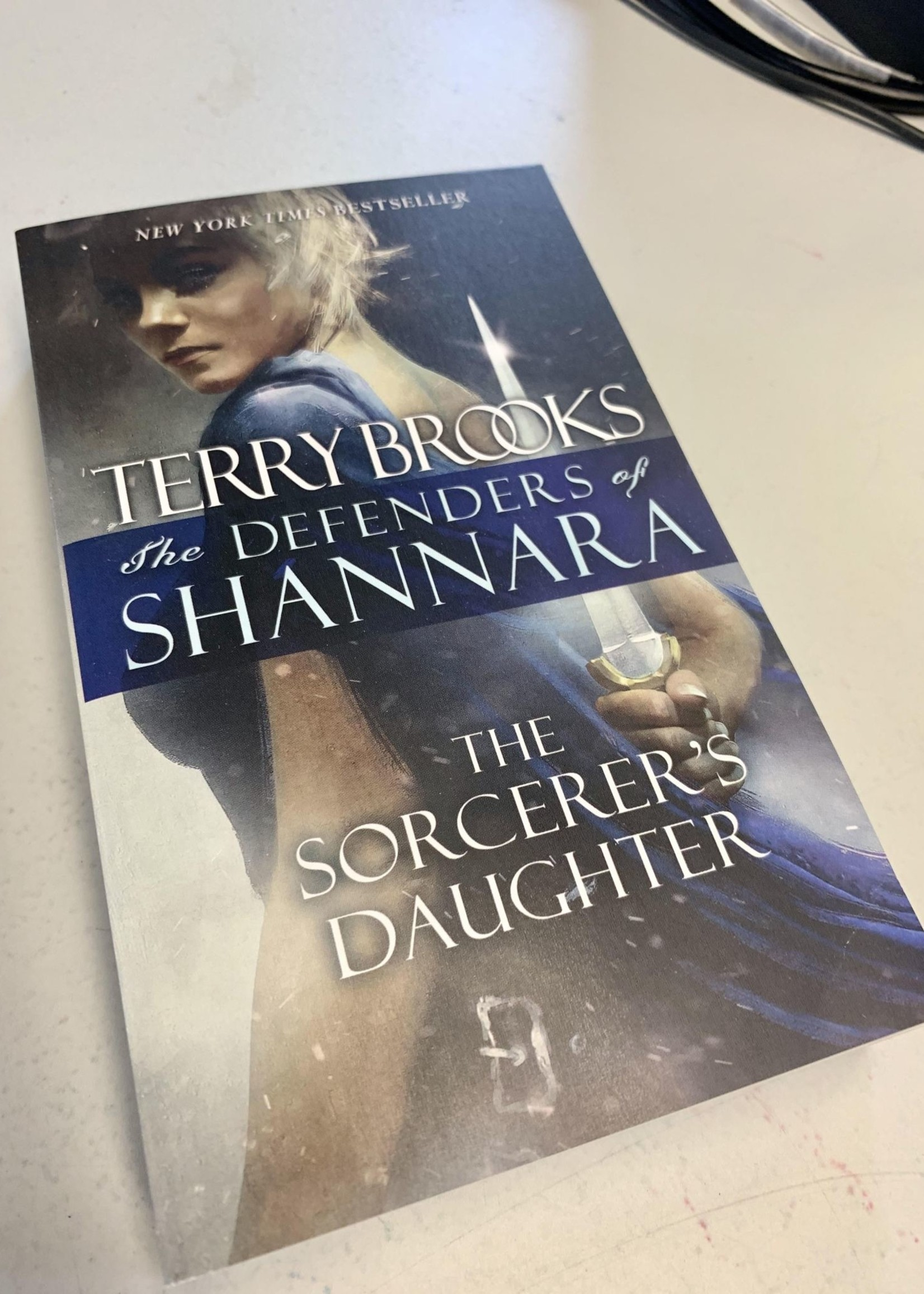 The Sorcerer's Daughter - Terry Brooks