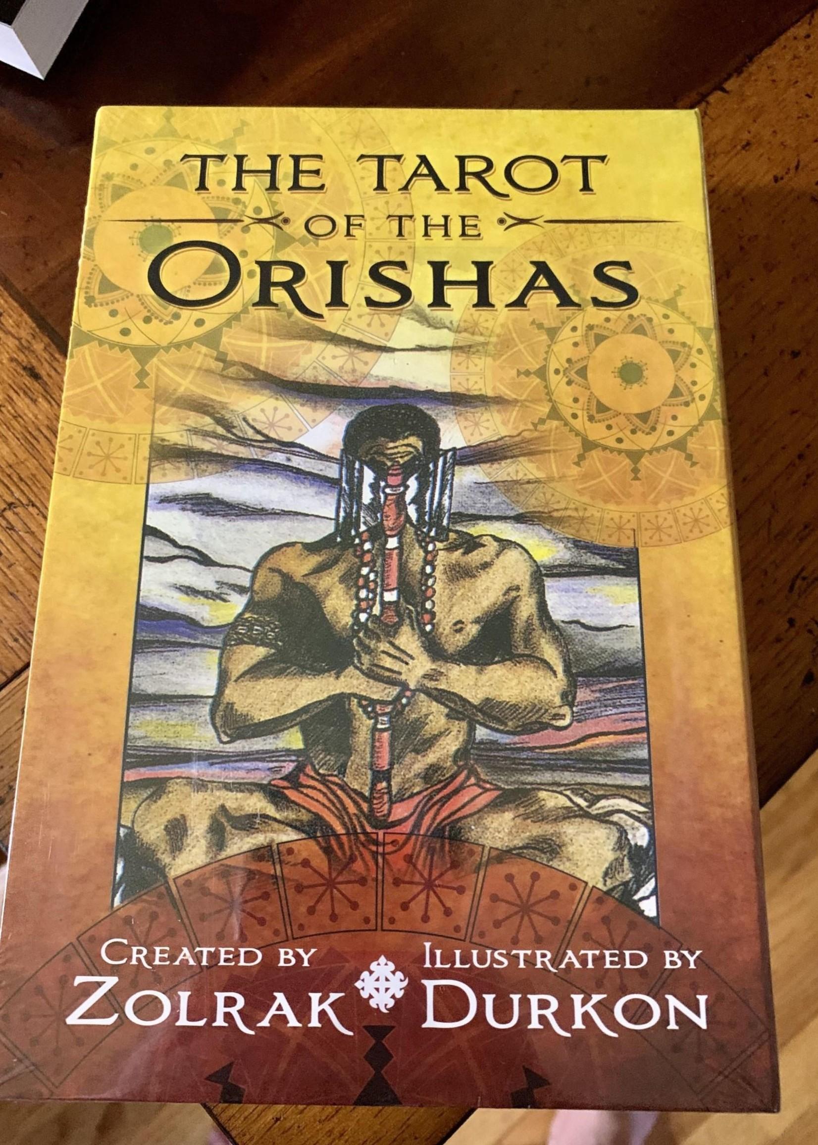 The Tarot of the Orishas - Durkon Zolrak