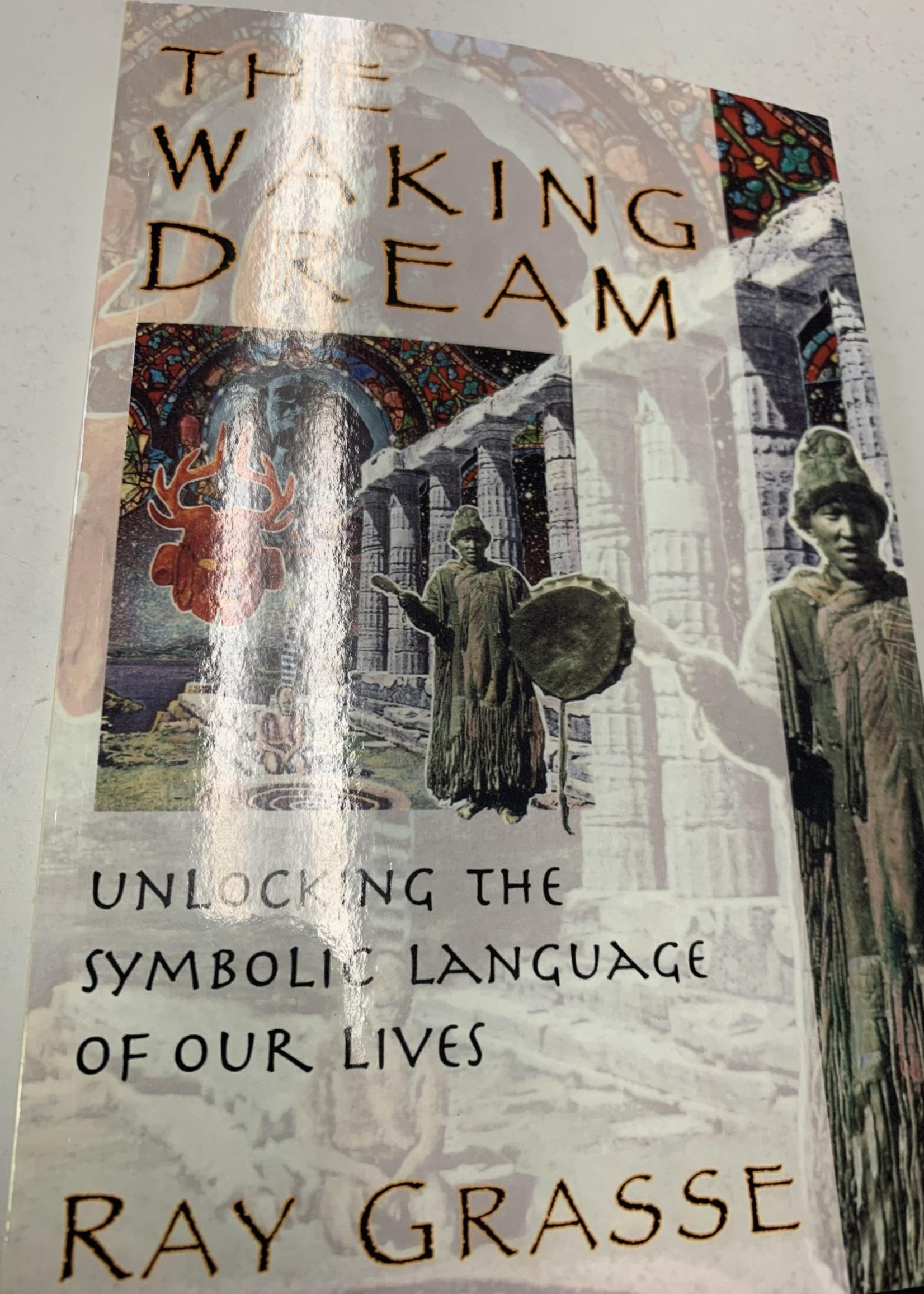 The Waking Dream - Unlocking the Symbolic Language of Our Lives - Ray Grasse