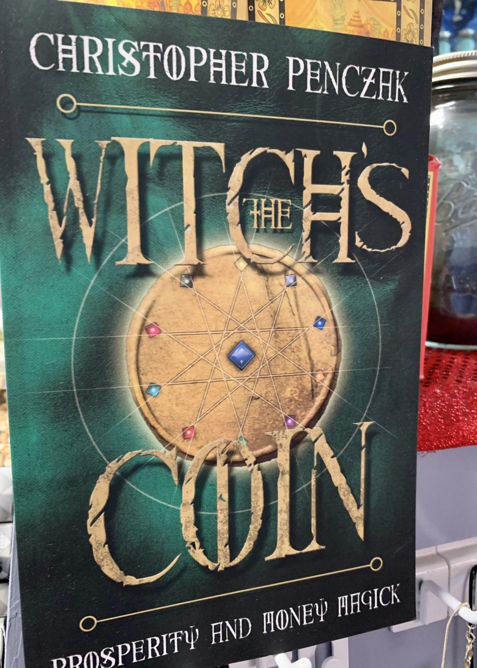 The Witch's Coin - BY CHRISTOPHER PENCZAK