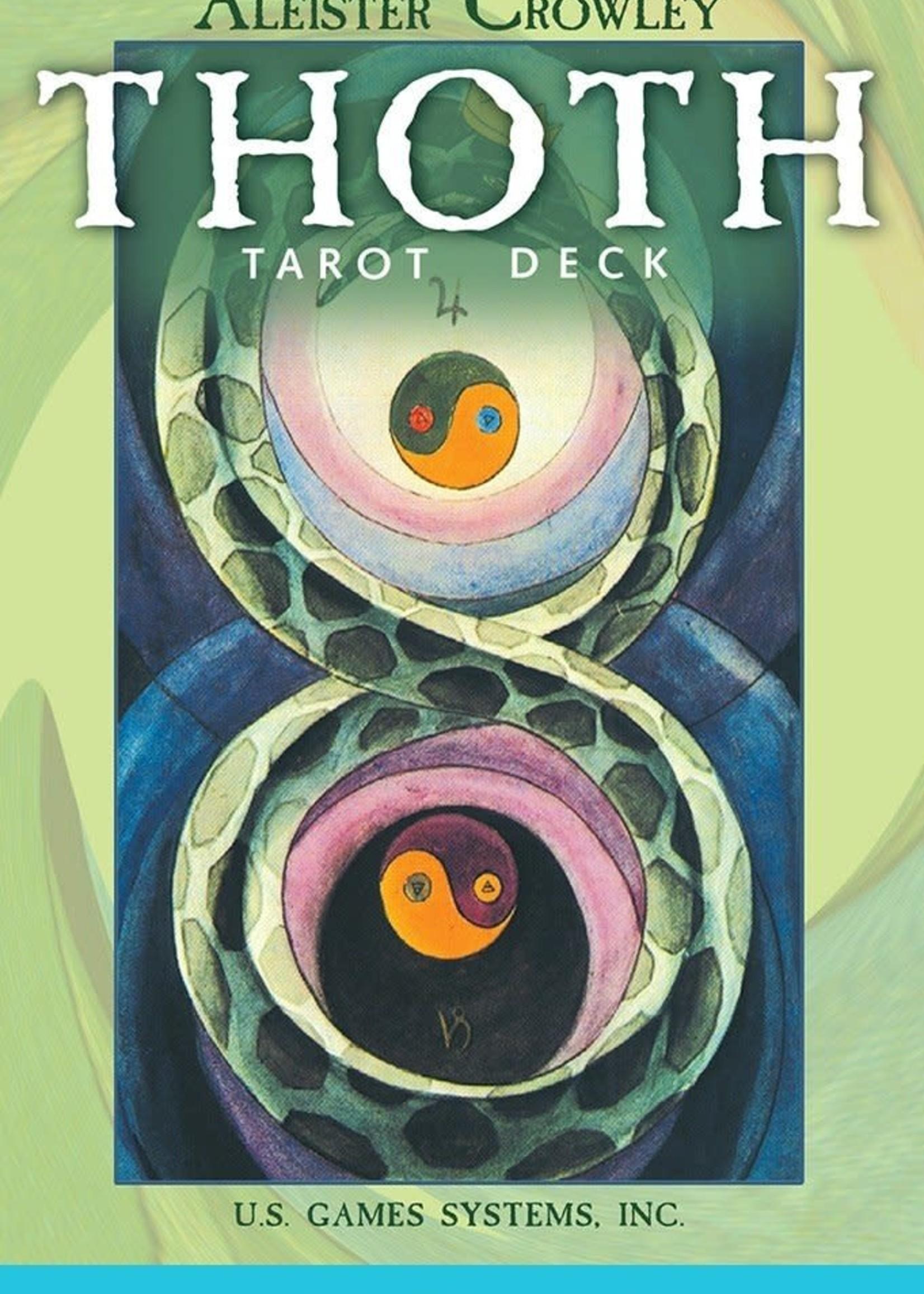 Thoth Tarot Deck (Large)