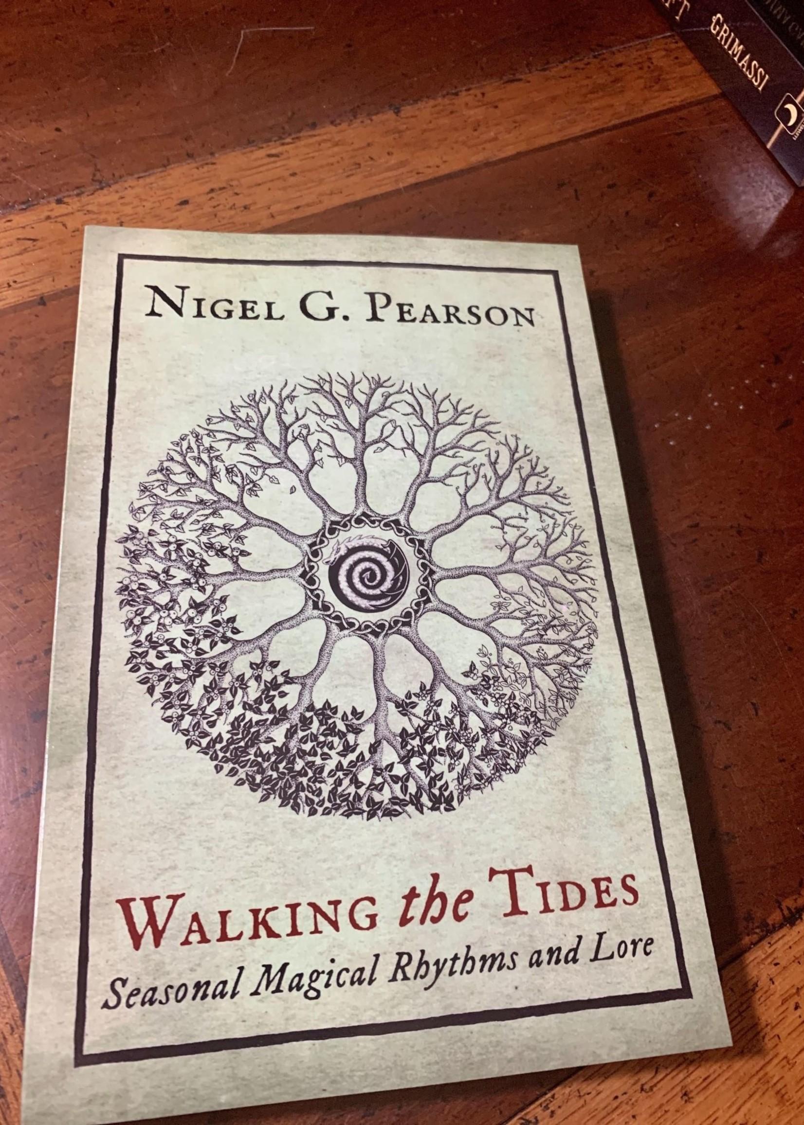 Walking The Tides - Nigel G. Pearson