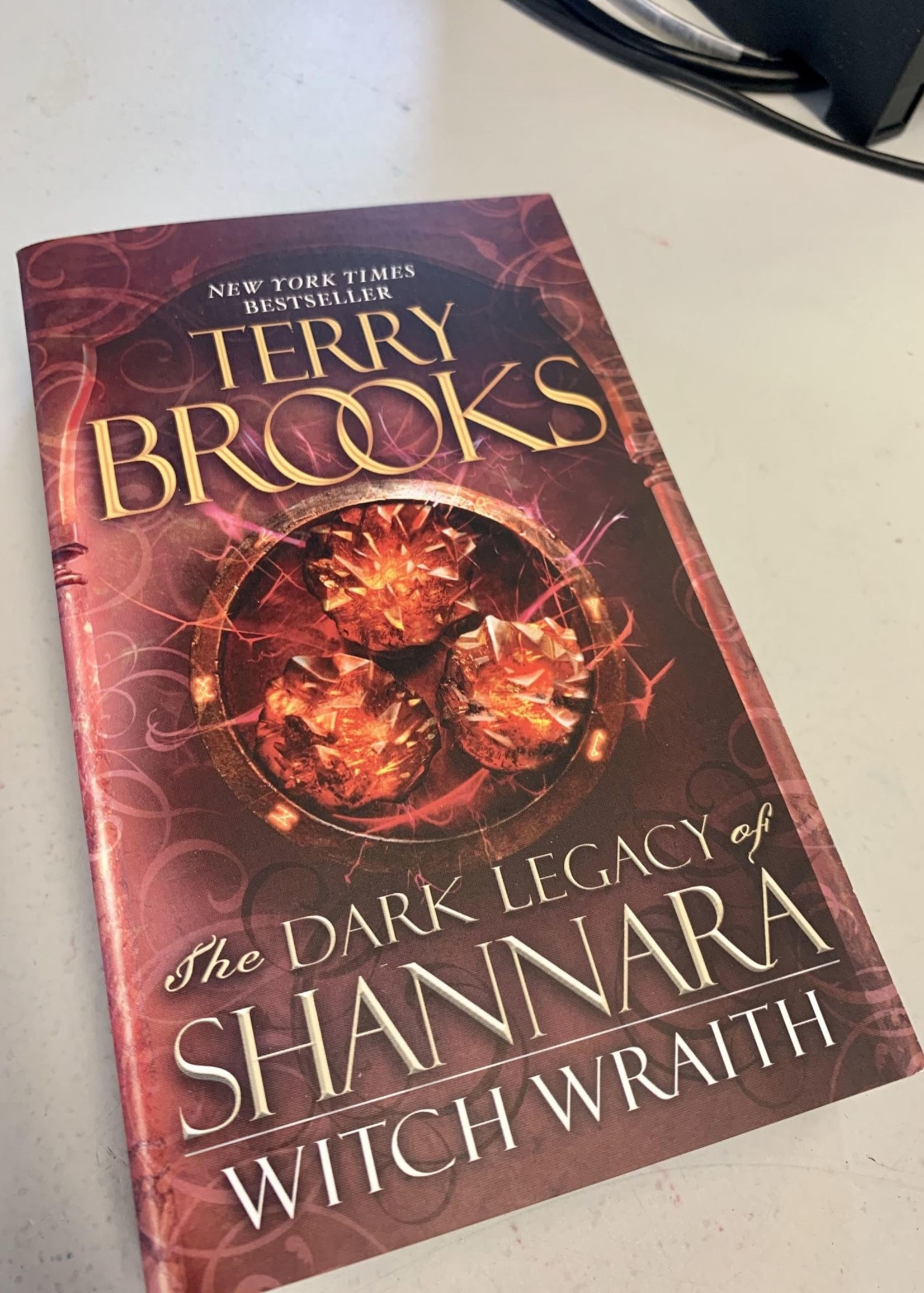 Witch Wraith - Terry Brooks