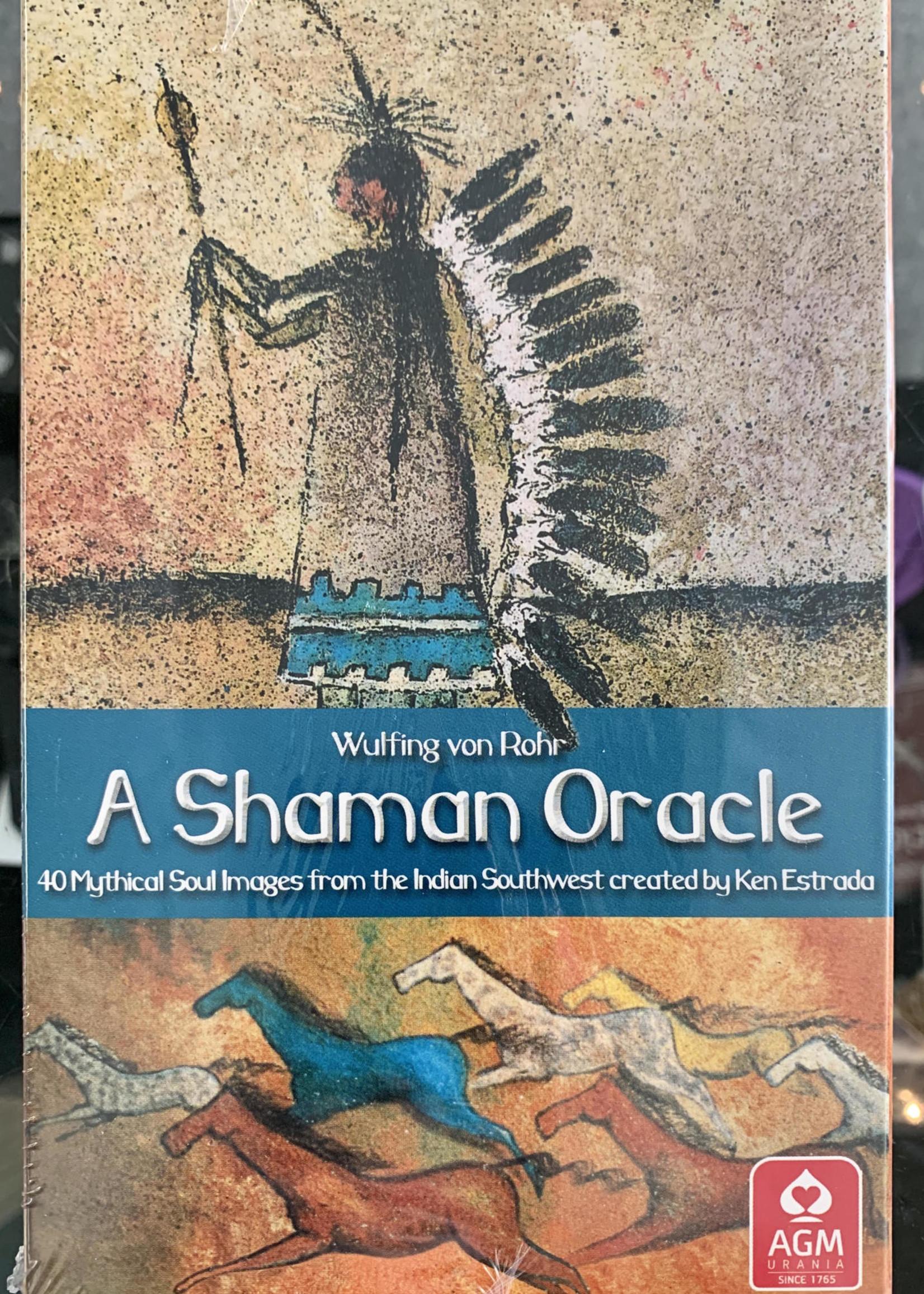 A Shaman Oracle