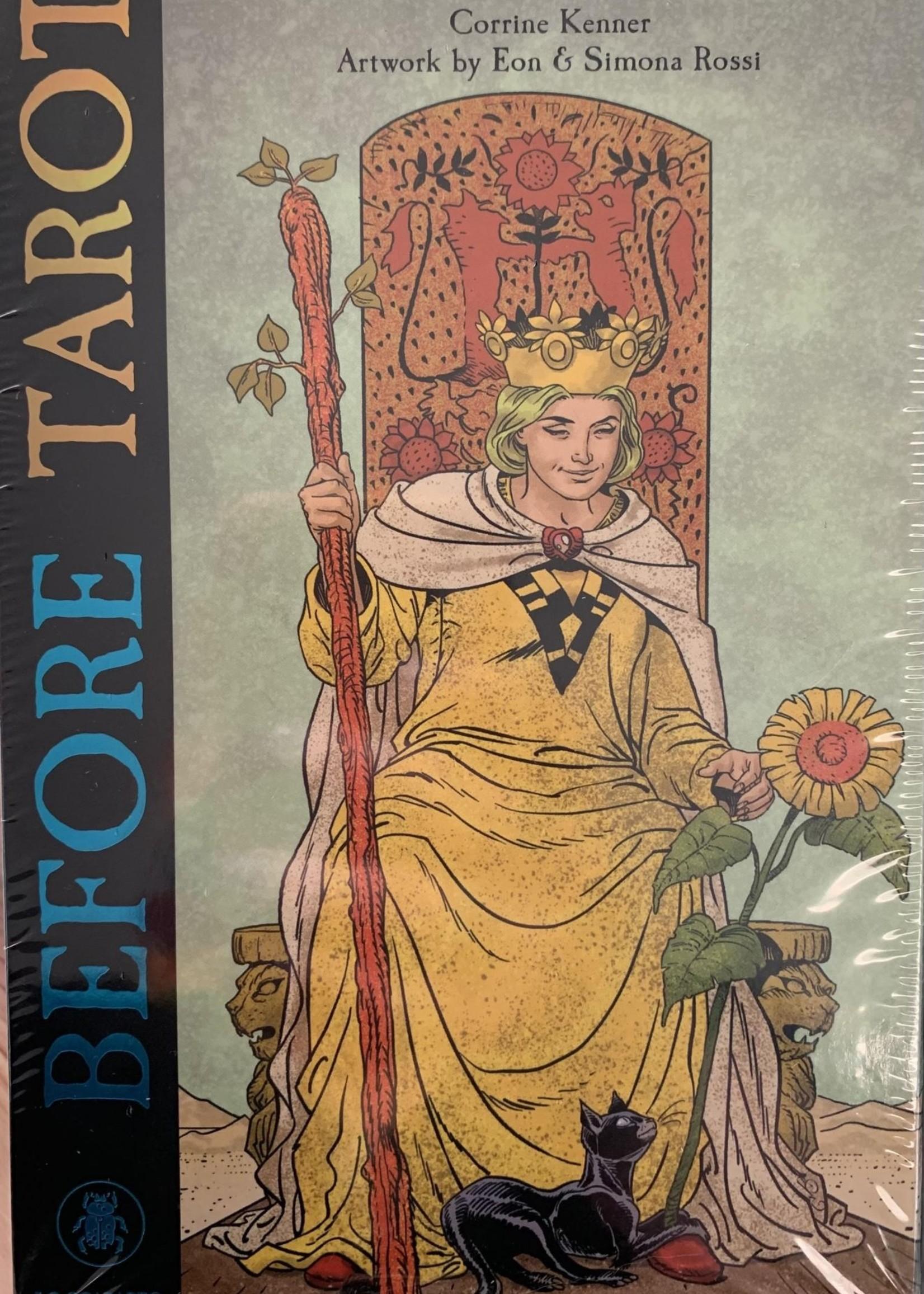Before Tarot Kit -  BY CORRINE KENNER, FLOREANA NATIVO, PIETRO ALLIGO, SIMONA ROSSI EON
