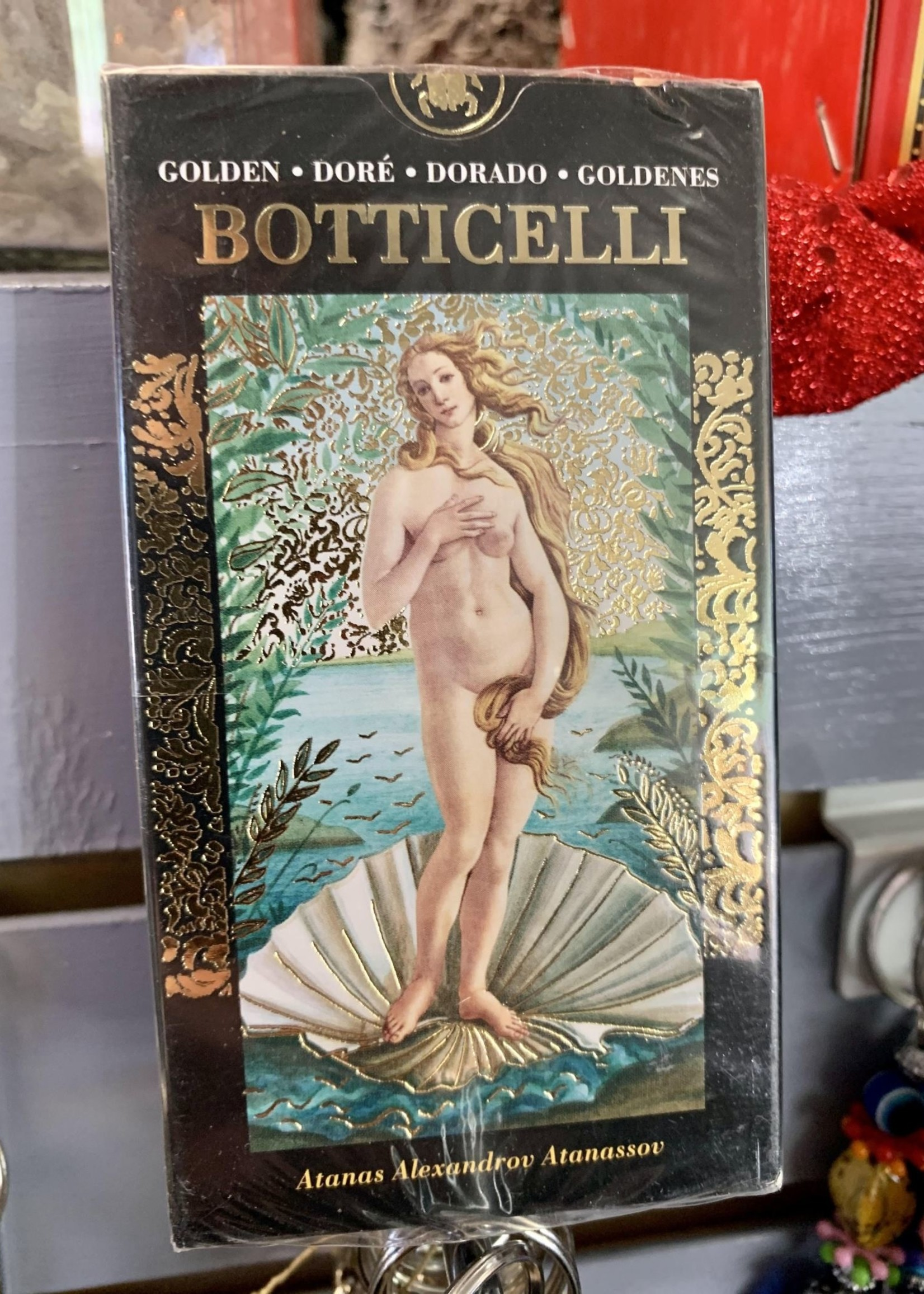 Botticelli Tarot Deck
