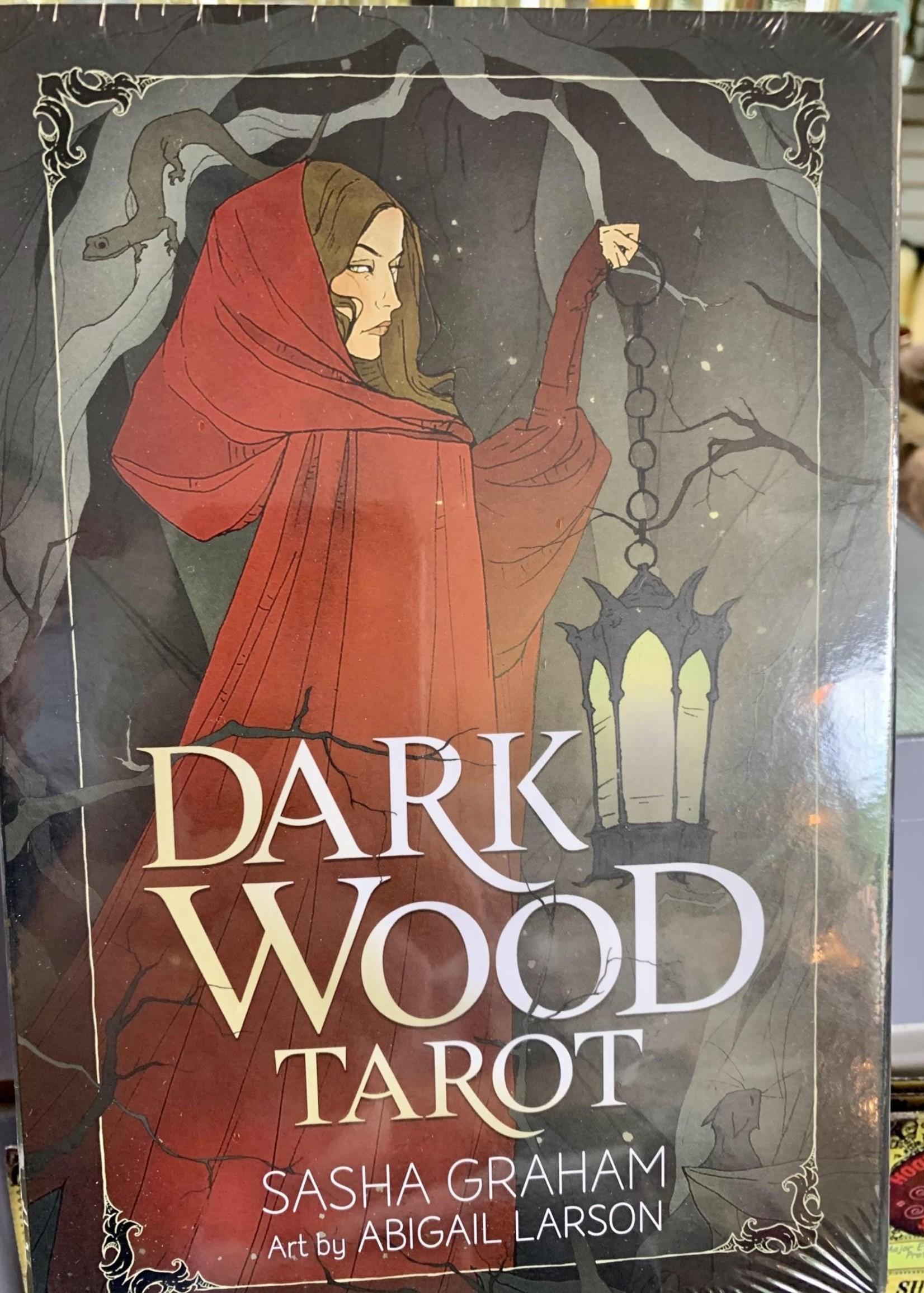 Dark Wood Tarot - Sasha Graham
