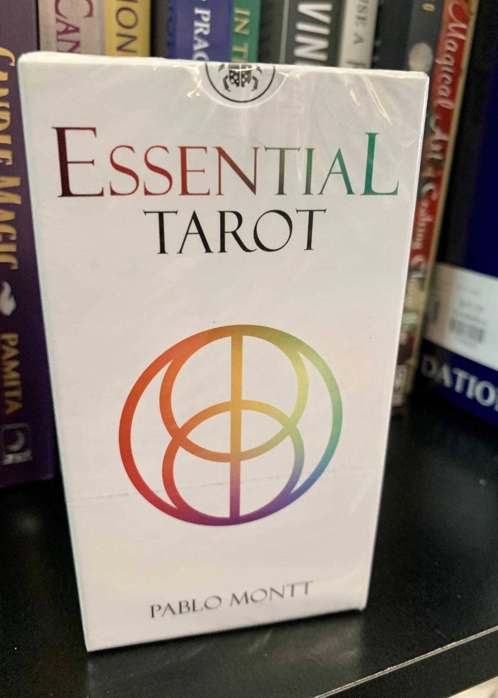 Essential Tarot -  BY PABLO MONTT, VALERIA MENOZZI, LAVINIA PINELLO