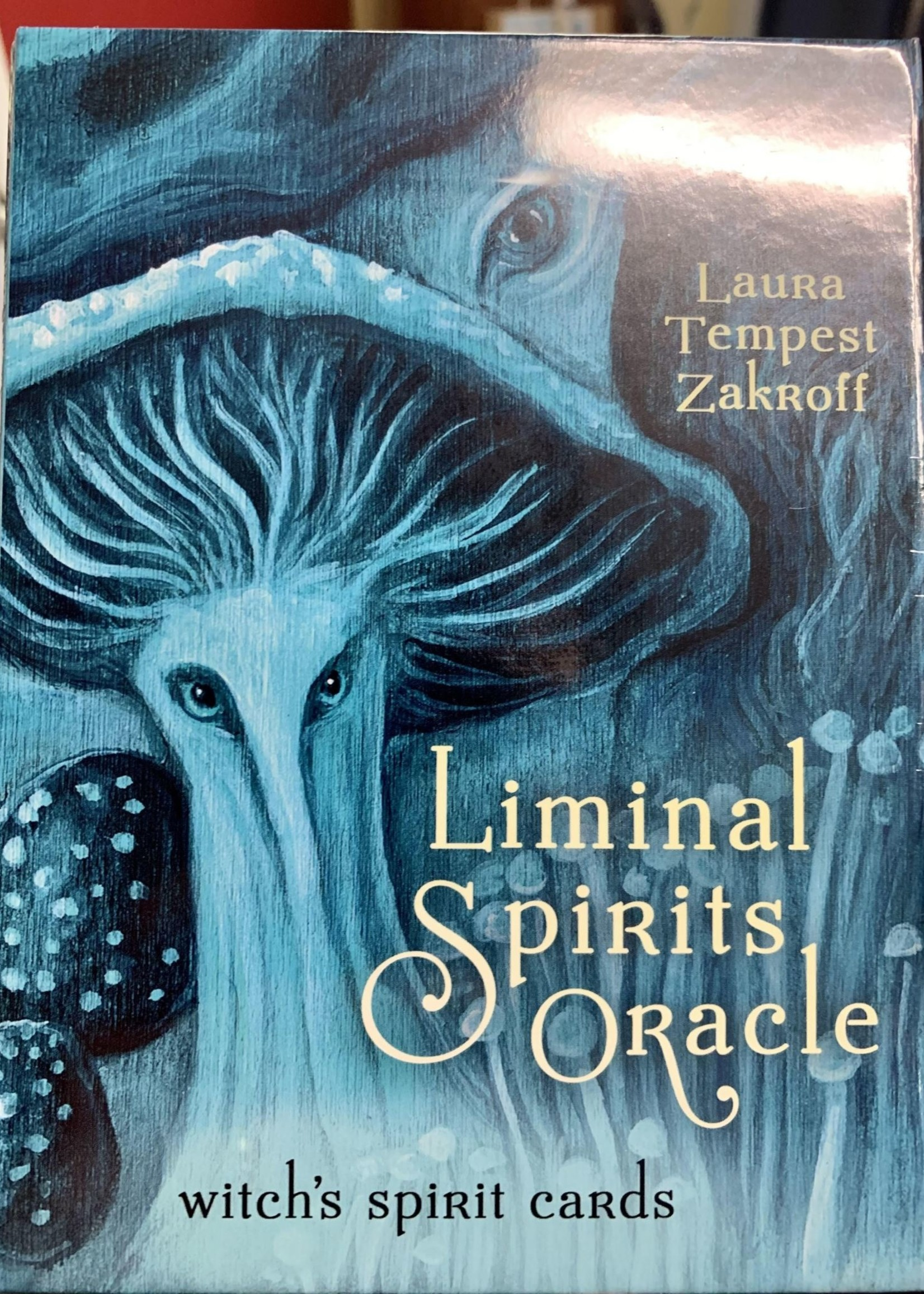 Liminal Spirits Oracle -  LAURA TEMPEST ZAKROFF