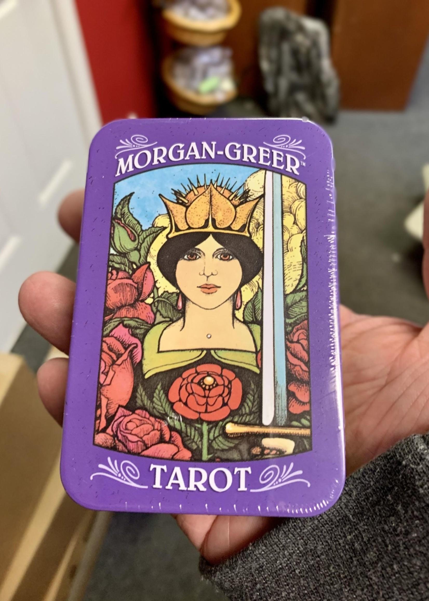 Morgan-Greer Tarot - In a Tin