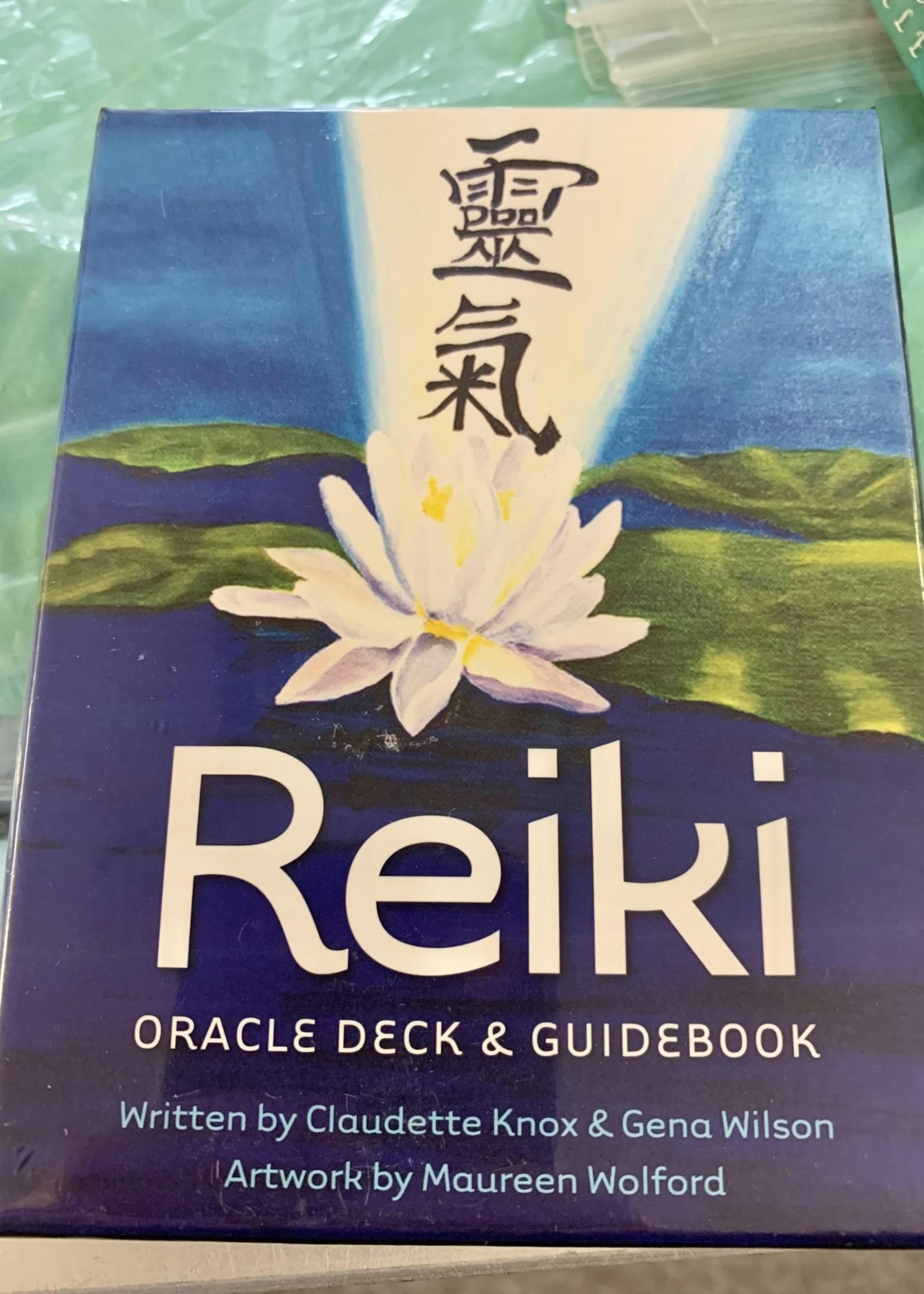 Reiki Oracle Deck